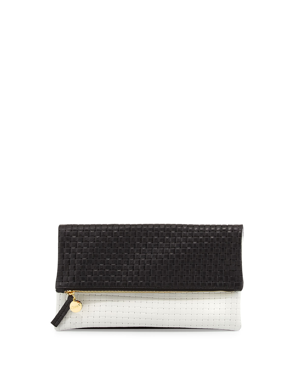 fendi bags outlet online ibyl  fendi leather fold-over clutch ##randkeyword##