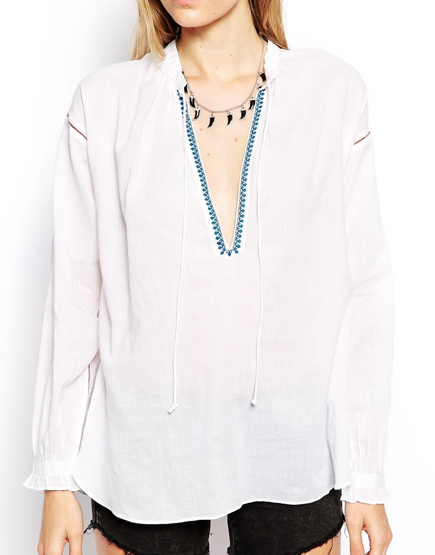 Plus Size Pirate Blouse The Blouse