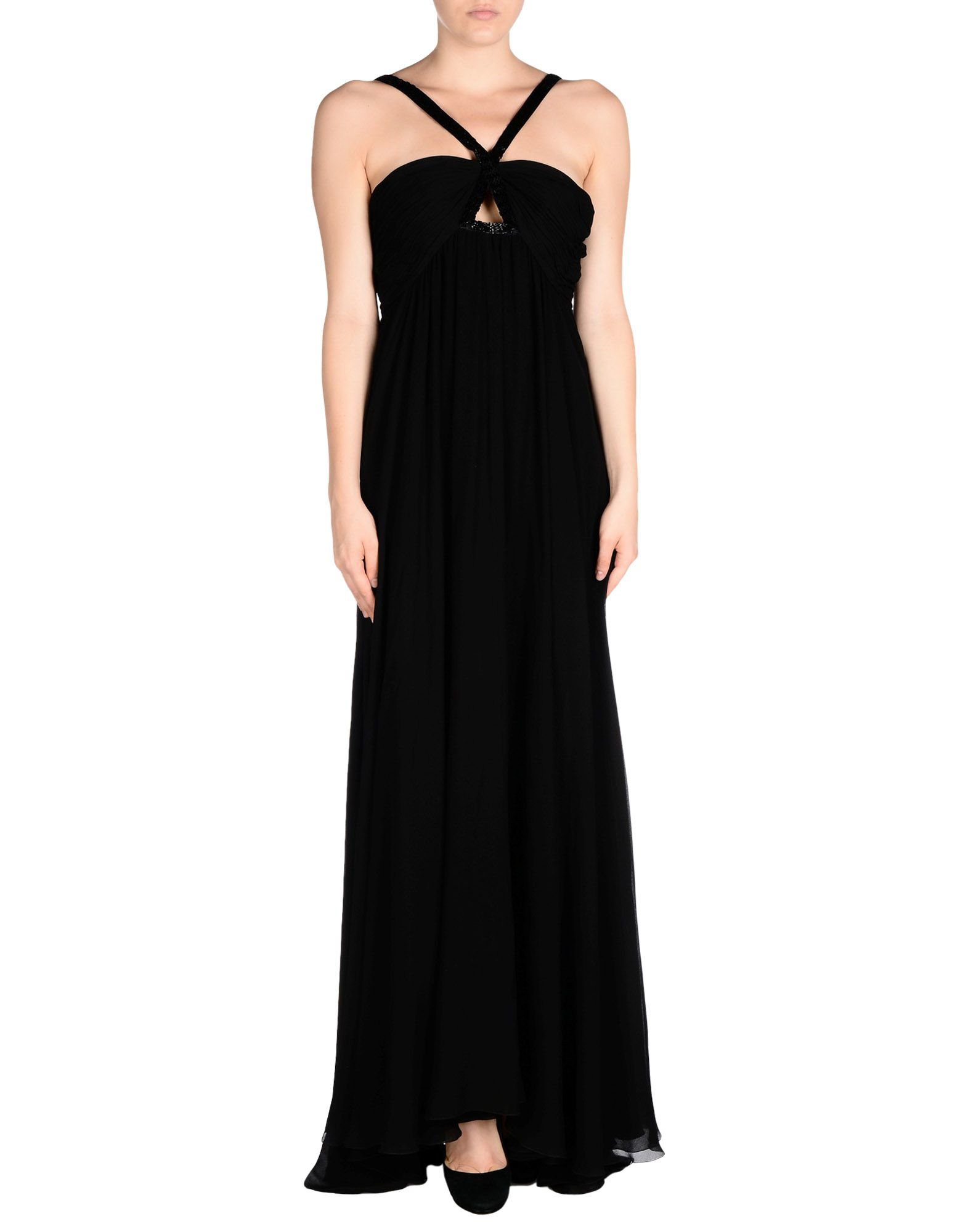 15932157cc30f Roberto Cavalli Long Black Dress – Little Black Dress | Black Lace ...