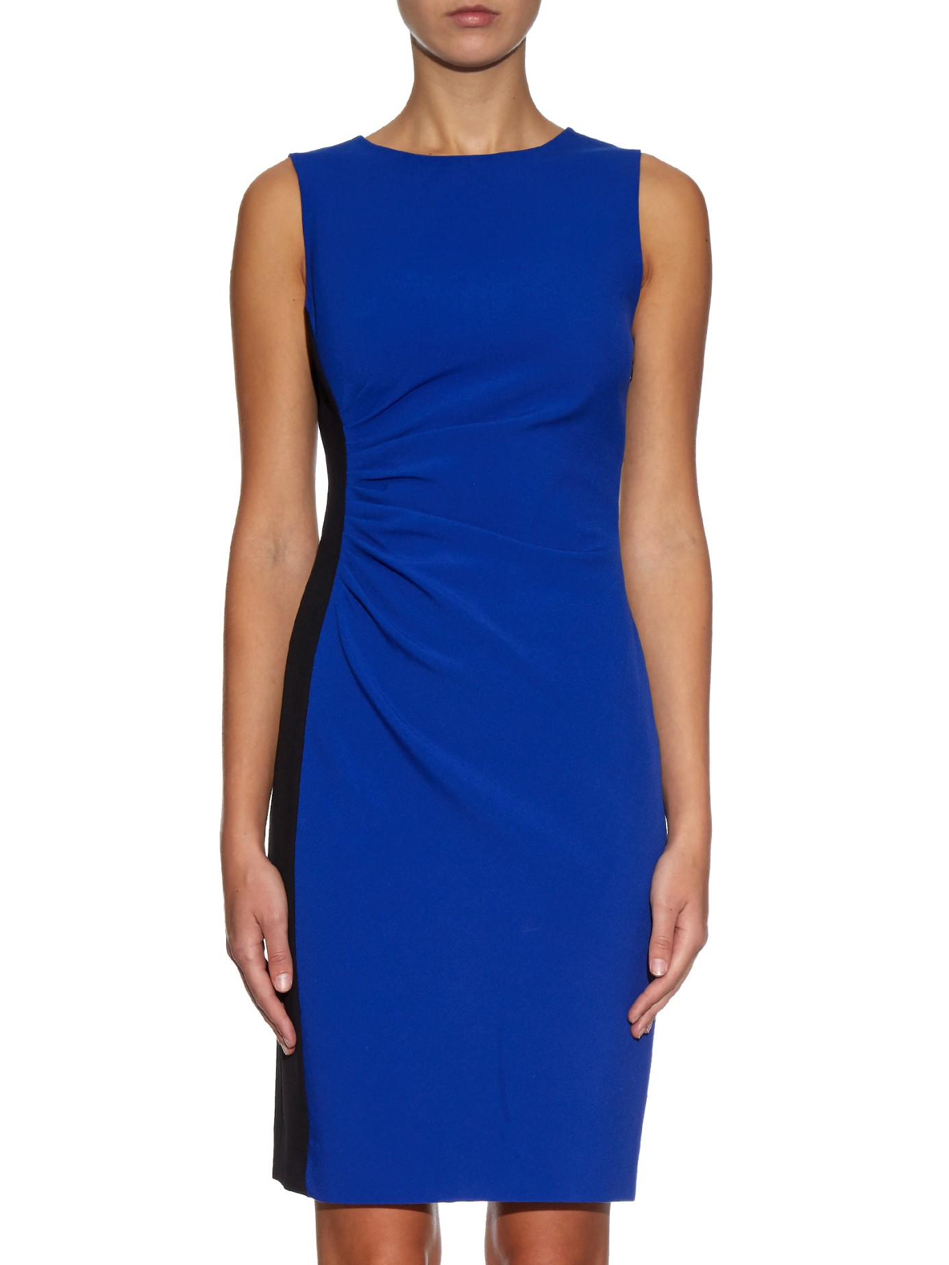 Blue laura dress
