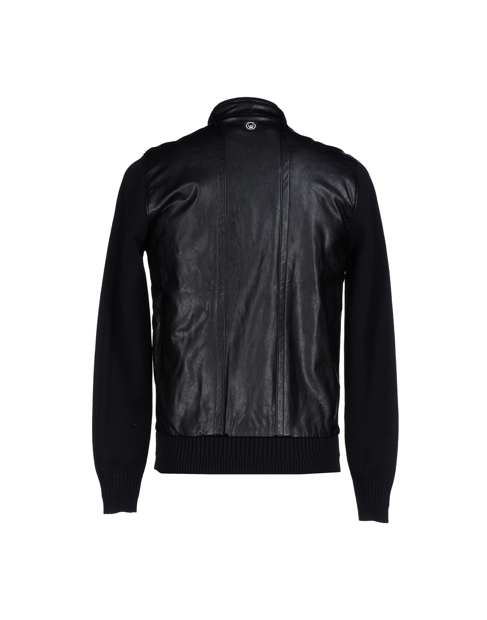 Book Cover Black Jackets : Duck and cover jacket in black for men lyst