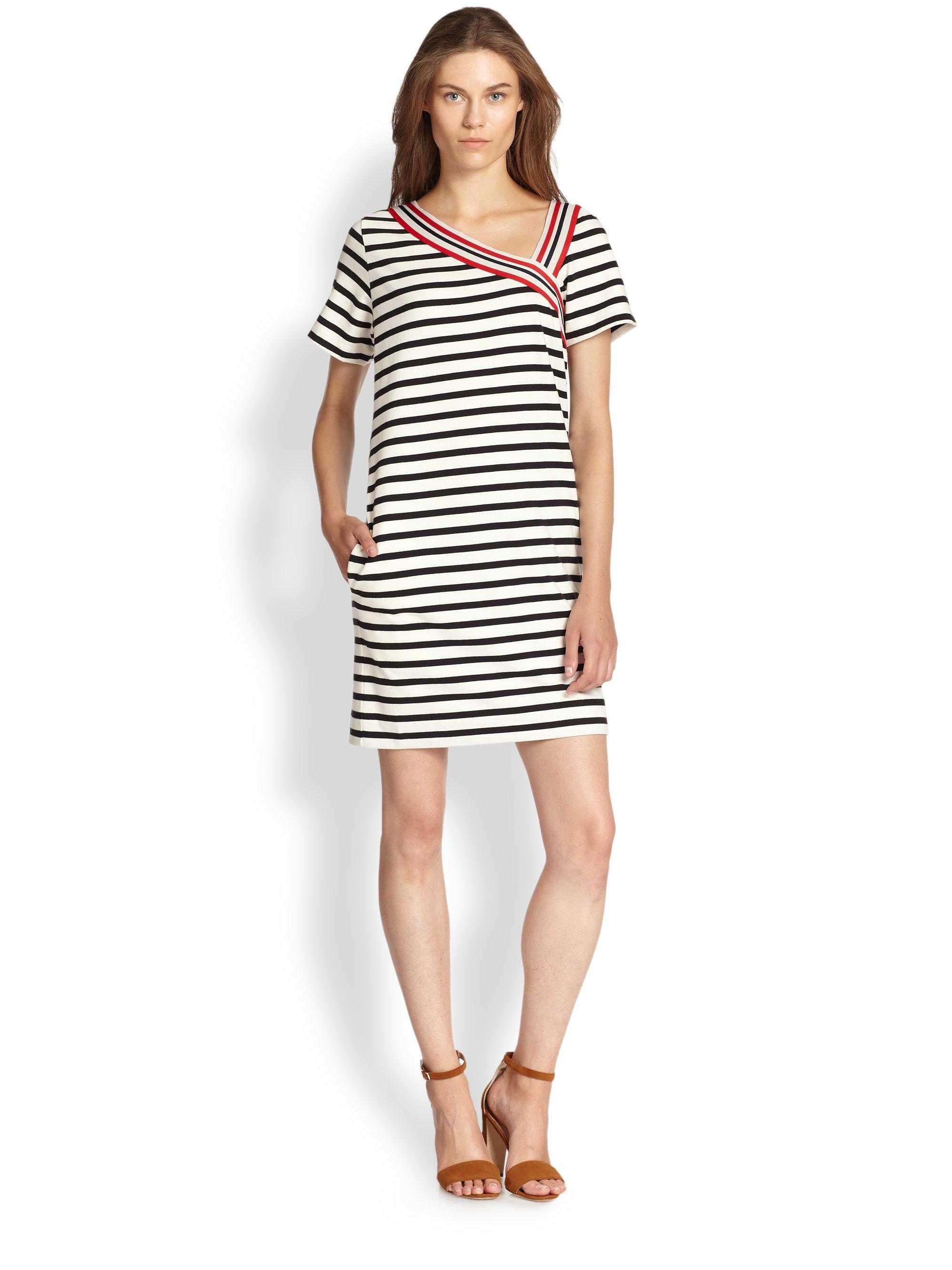 Chloé Striped dress Bf0zXKe