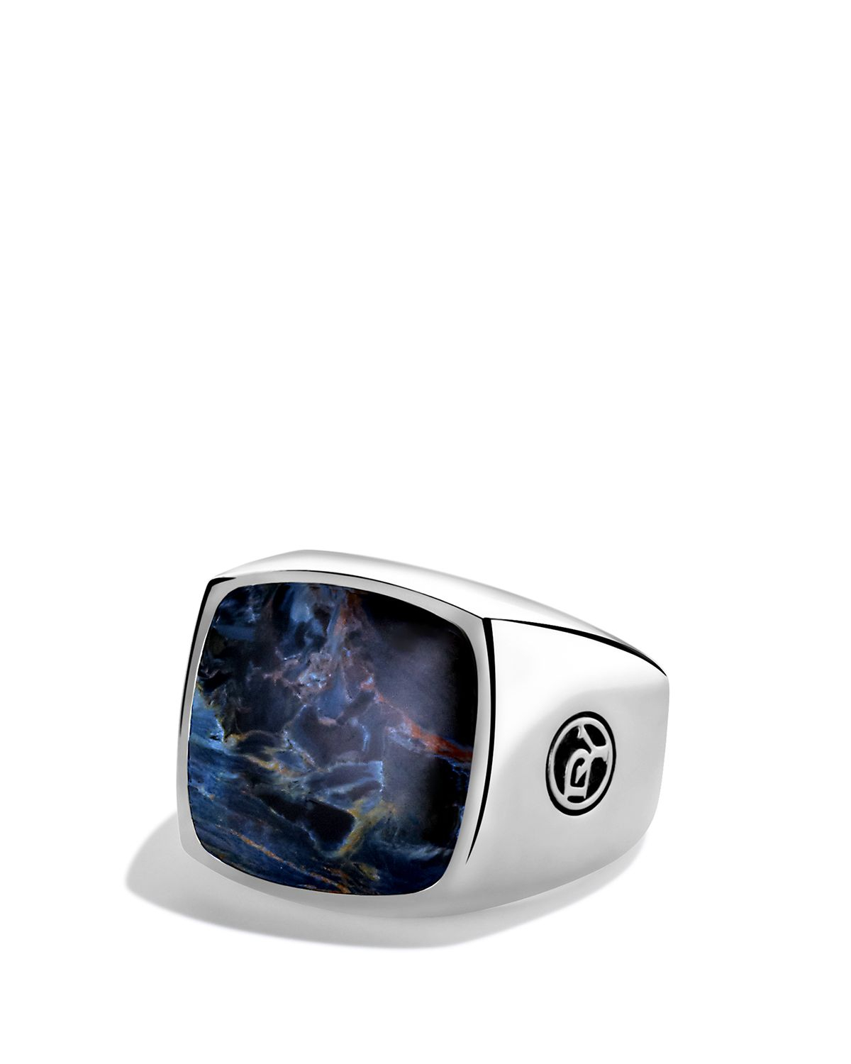 itm silver size ring natural rings pietersite sterling