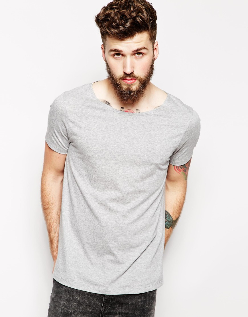 Collection Wide Neck Shirt Men Pictures Best Fashion