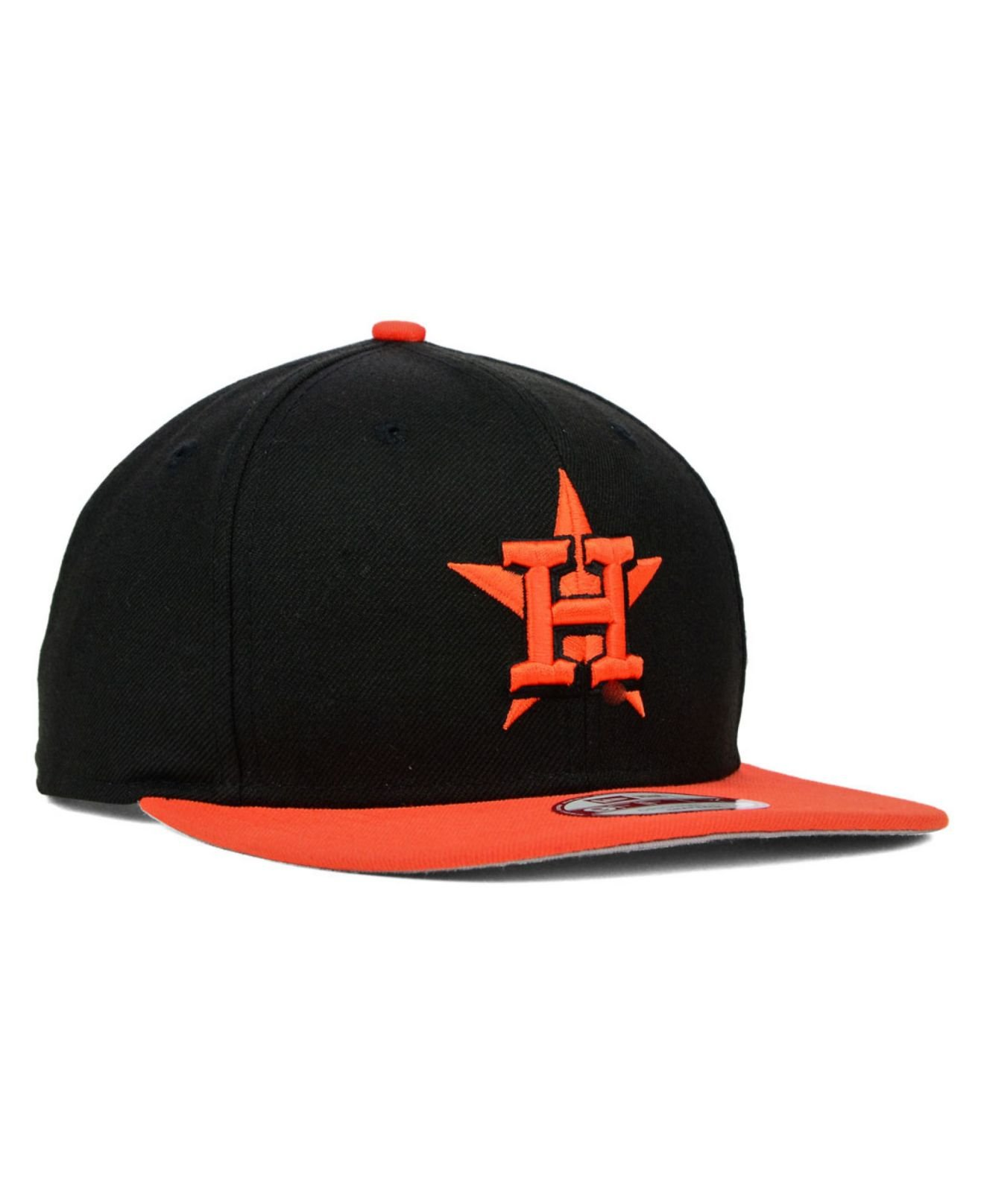 sneakers for cheap 73d70 bc410 ... australia black gray bt 9fifty snapback cap lyst ktz houston astros  twisted original fit 9fifty snapback
