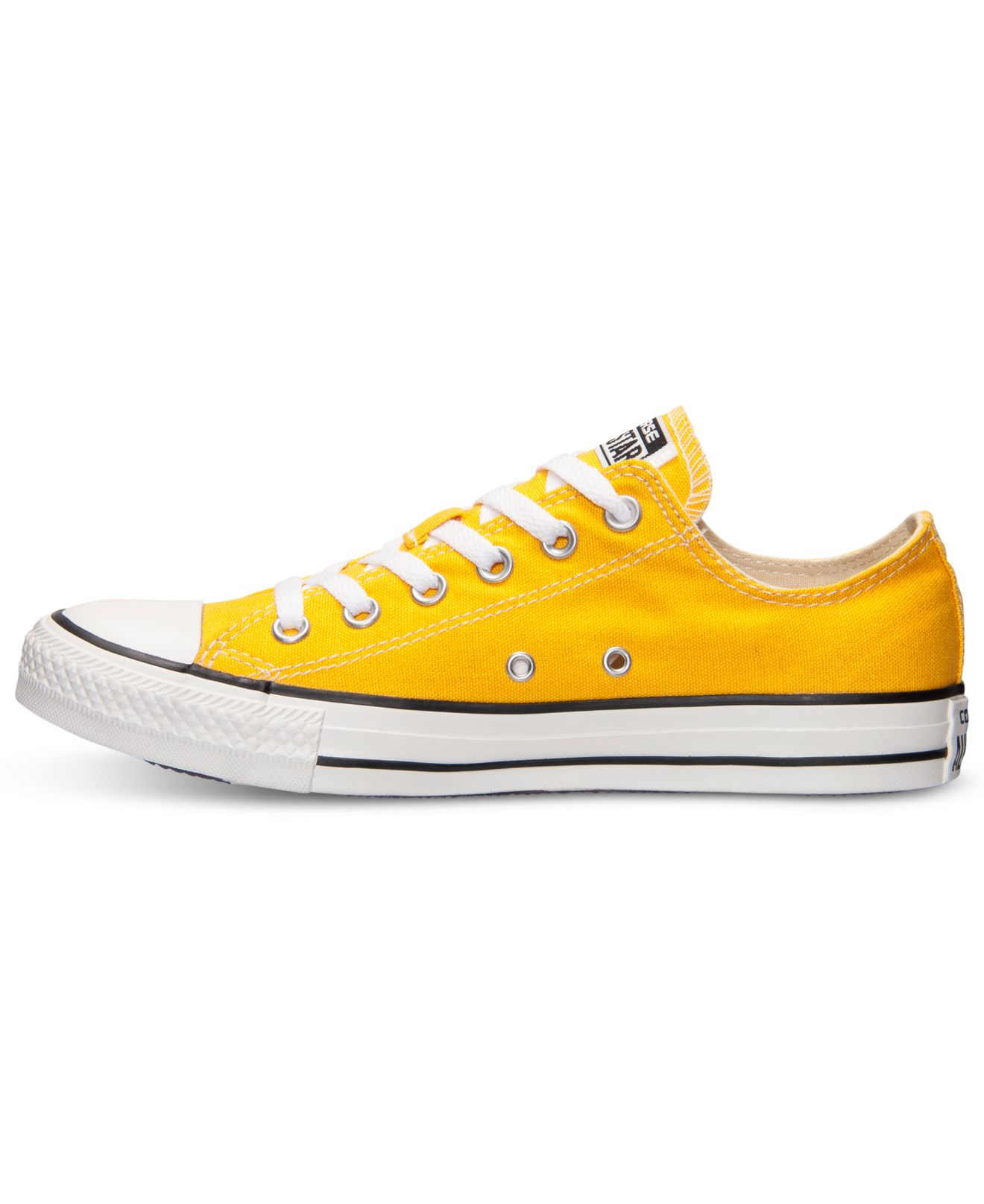 a1c06b4bc261 Lyst - Converse Men S Chuck Taylor Ox Casual Sneakers From Finish ...