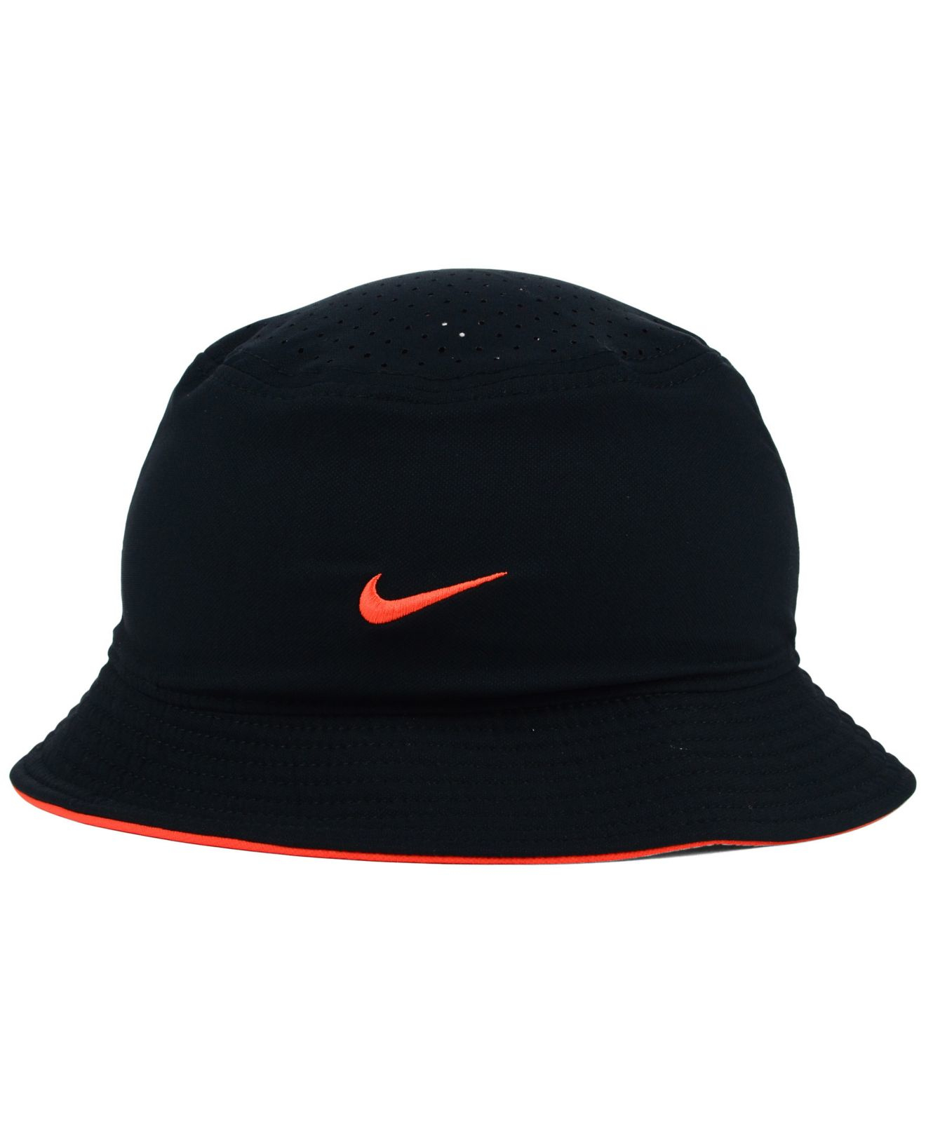switzerland lyst nike san francisco giants vapor dri fit bucket hat in  black 921e4 120a5 baa3cc30bc0