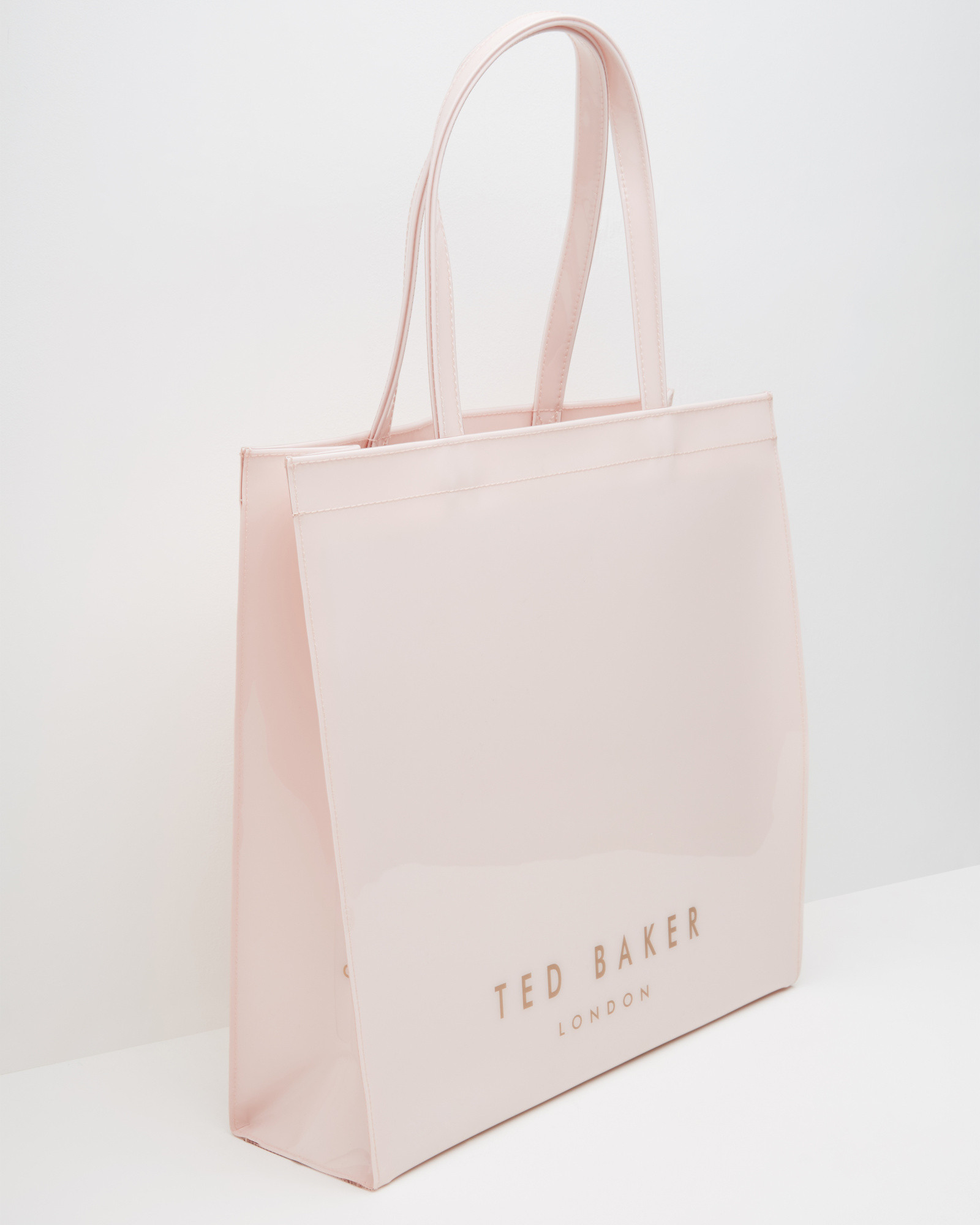 Ted Baker Bow Detail Large Shopper Bag in Pink - Lyst 41c76e5a8