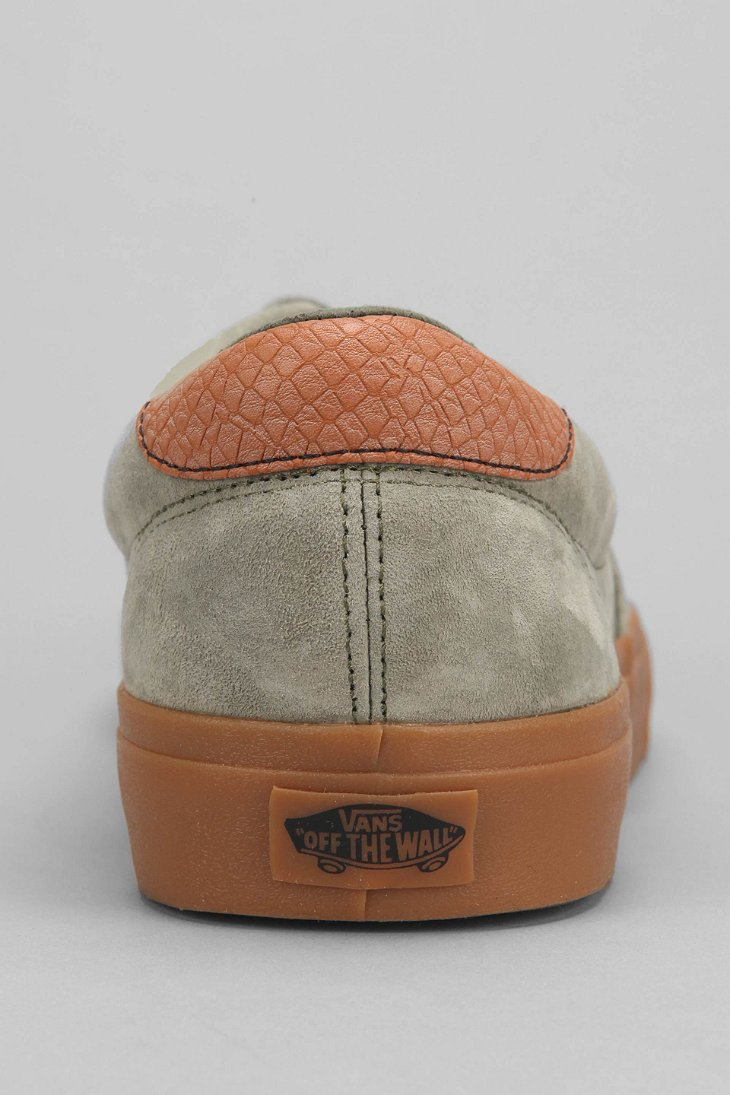 044c5b1188 Lyst - Vans Era 59 California Suede Gum-Sole Men S Sneaker in Green for Men