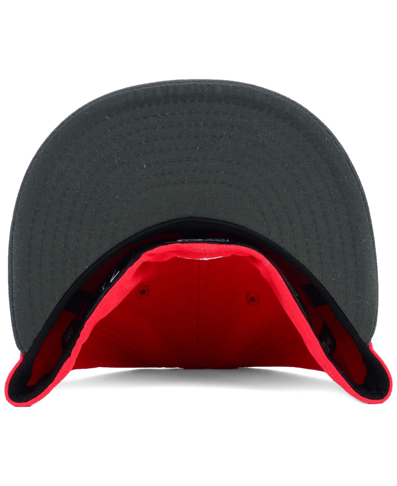 674104559b0 Lyst - KTZ Tampa Bay Buccaneers Official On Field 59fifty Cap in Red ...