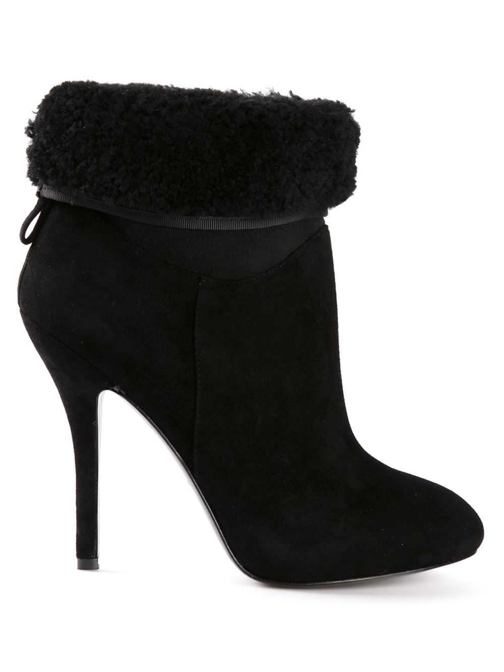 Lyst Vivienne Westwood Anglomania Hunter Ii Boots In Black