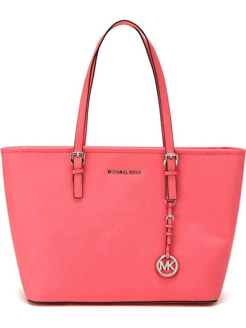 michael kors pink tasche michael kors sutton midterstribe large pink white satchel michael. Black Bedroom Furniture Sets. Home Design Ideas