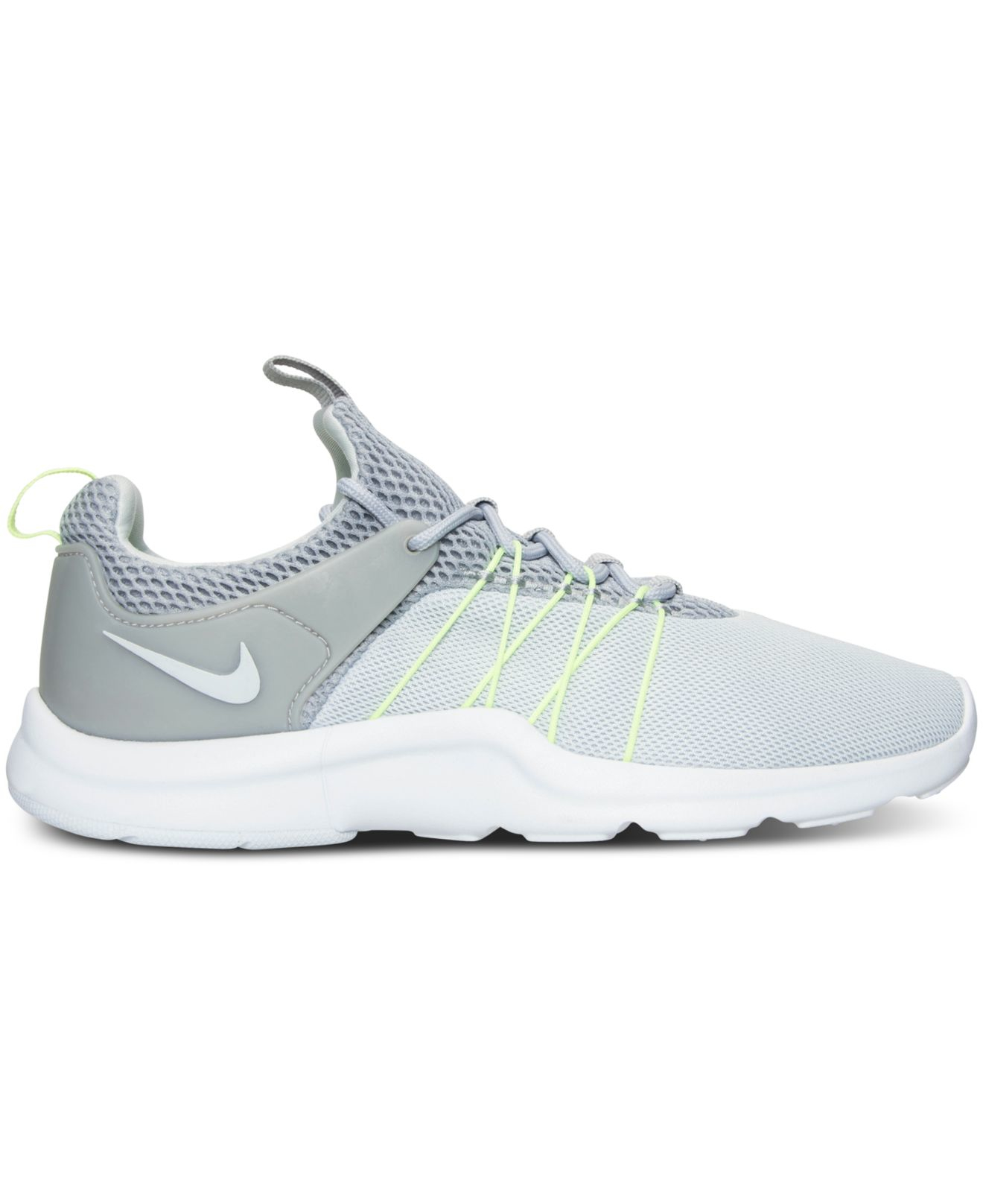 newest 14519 acfbb ... where to buy lyst nike womens darwin casual sneakers from finish line  in blue 80453 2d61f