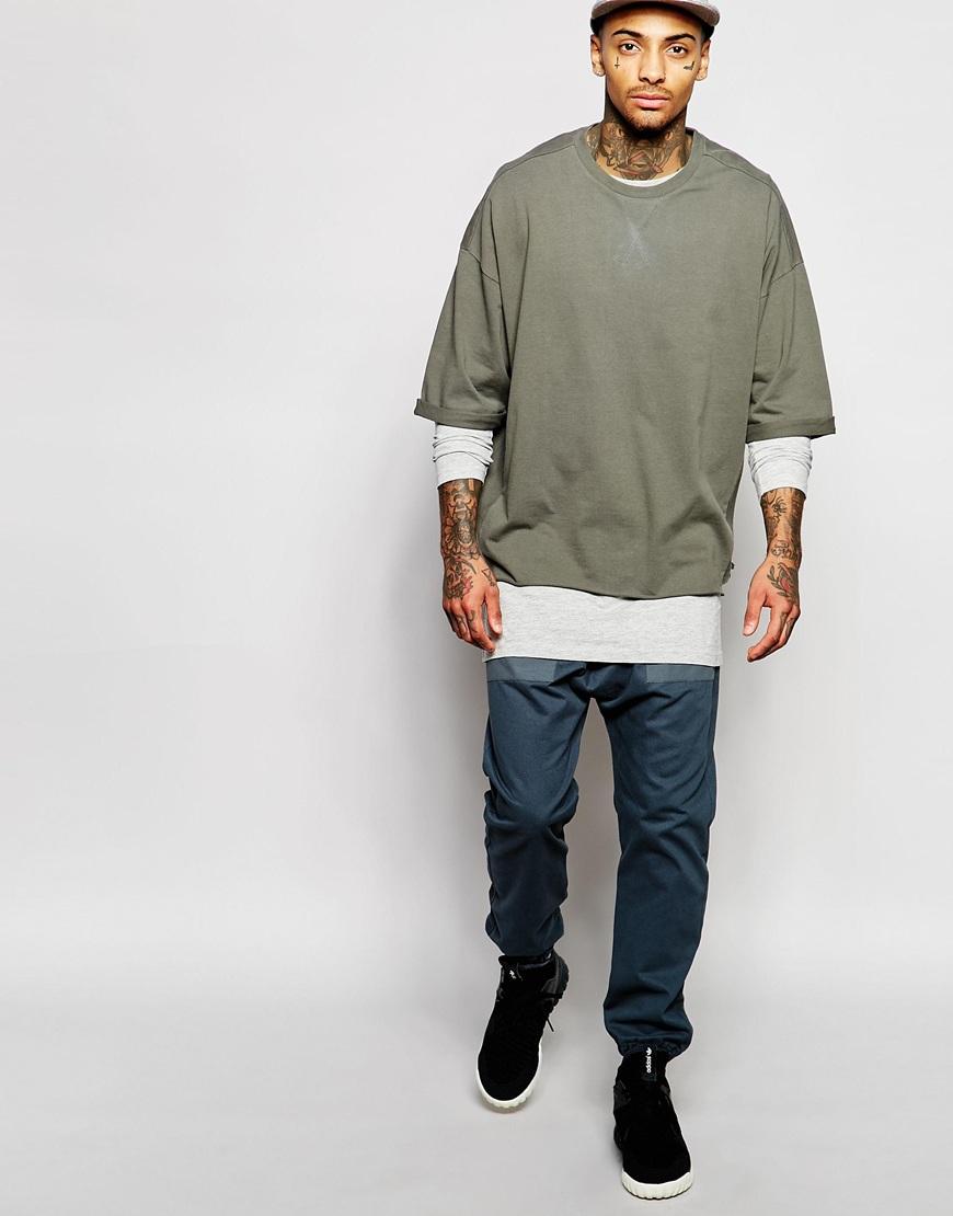 c6ab916a8f61 Asos Mens Oversized T Shirts - Nils Stucki Kieferorthopäde