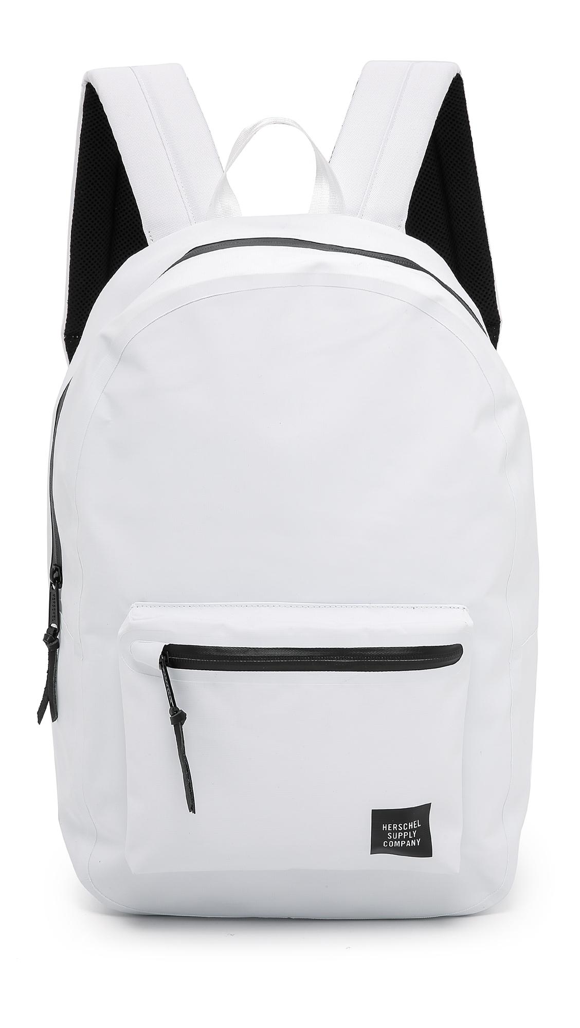 4288189992b ... NBA Superfan Herschel Supply Company online retailer b65ad 20faf  Herschel  Supply Co. Studio Settlement Backpack in White for best cheap 3917c f00aa  ...