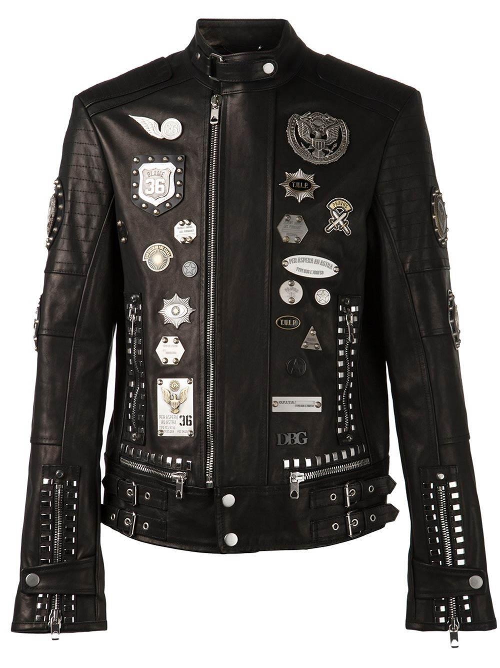 Diesel Black Gold Runway Jacket In Black For Men Lyst