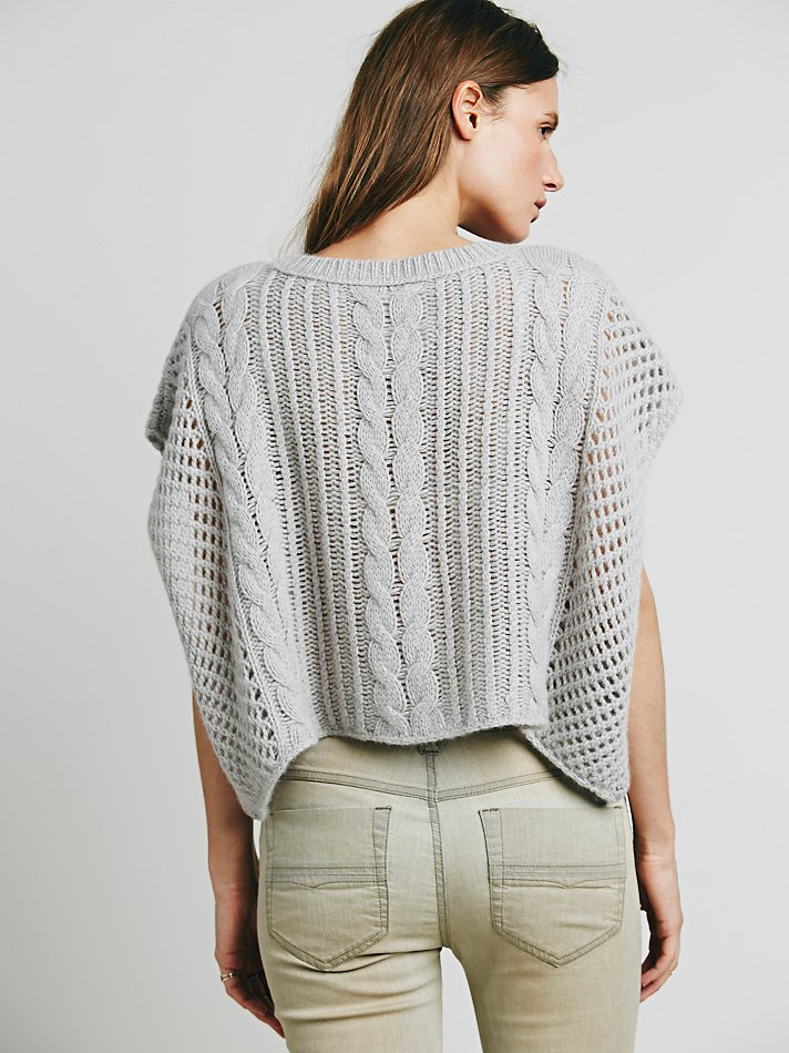 Free people Womens Must Have Been Love Cashmere Sweater in ...
