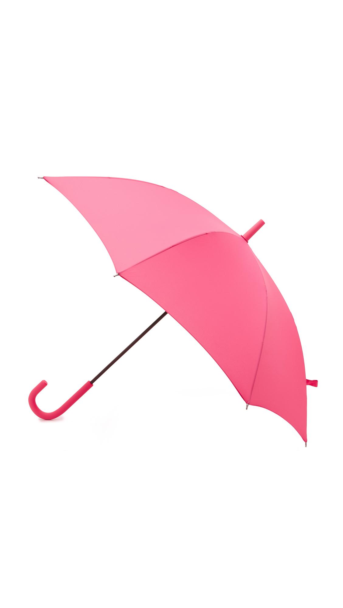 ... Original Walker Umbrella - Black in Red (Raspberry Sorbet) | Lyst