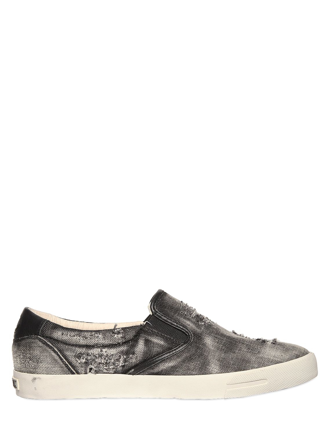 Diesel slip-on sneakers 2015 new online buy cheap cheapest price SAM9SY