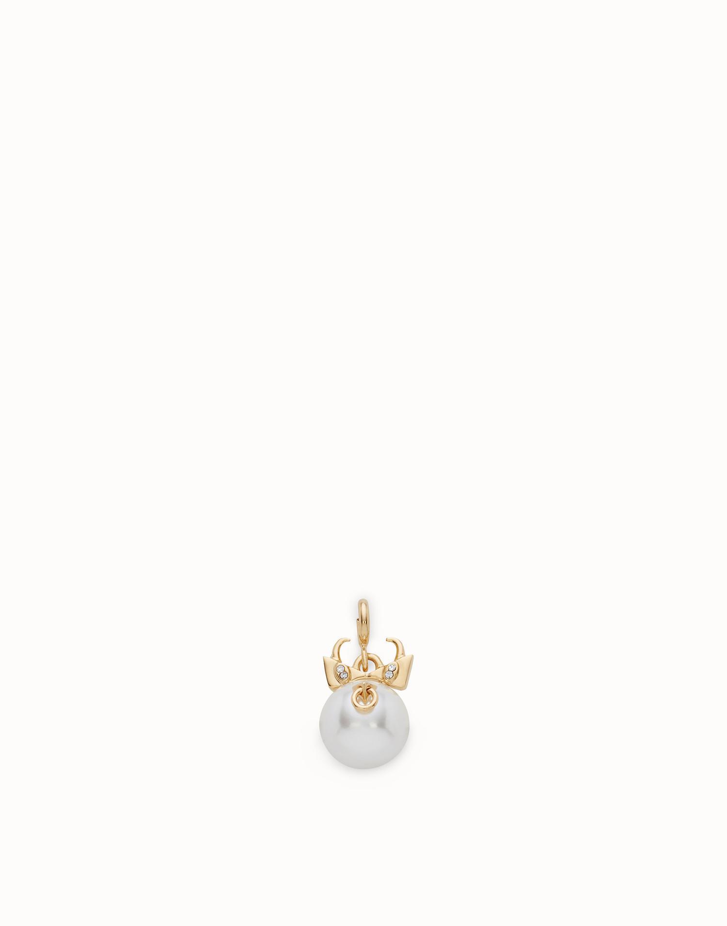 Taurus pendant - White Fendi hmTpiXLQe