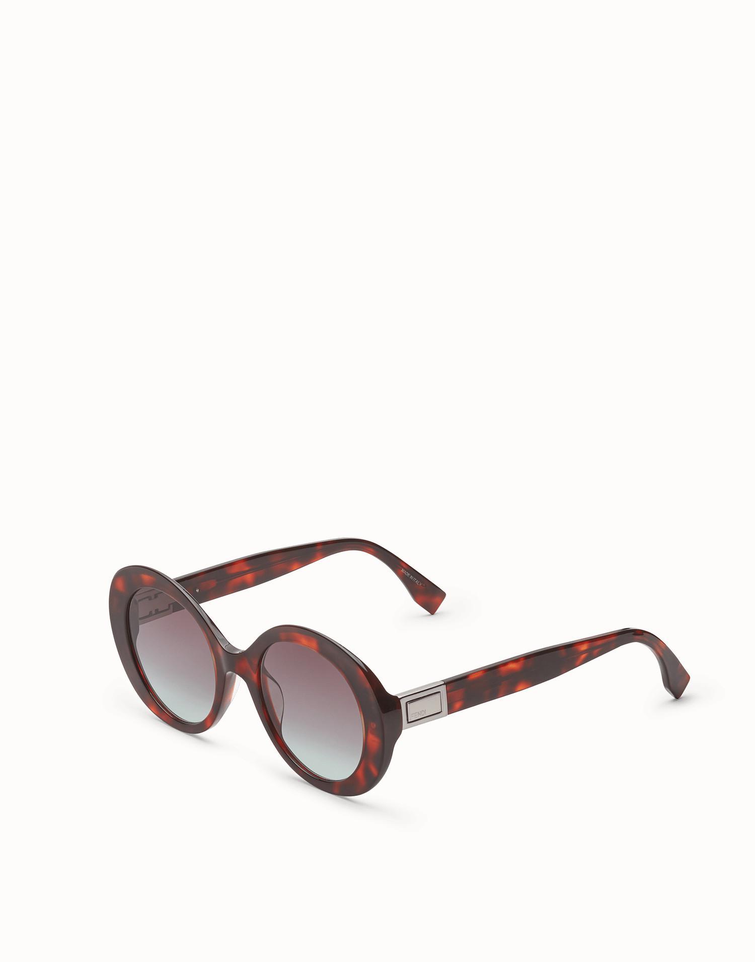 e249d849db7 Lyst - Fendi Peekaboo Sunglasses in Red