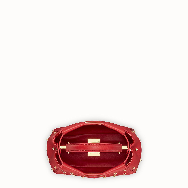 d65b621ef660 Fendi - Red Peekaboo Xs - Lyst. View fullscreen