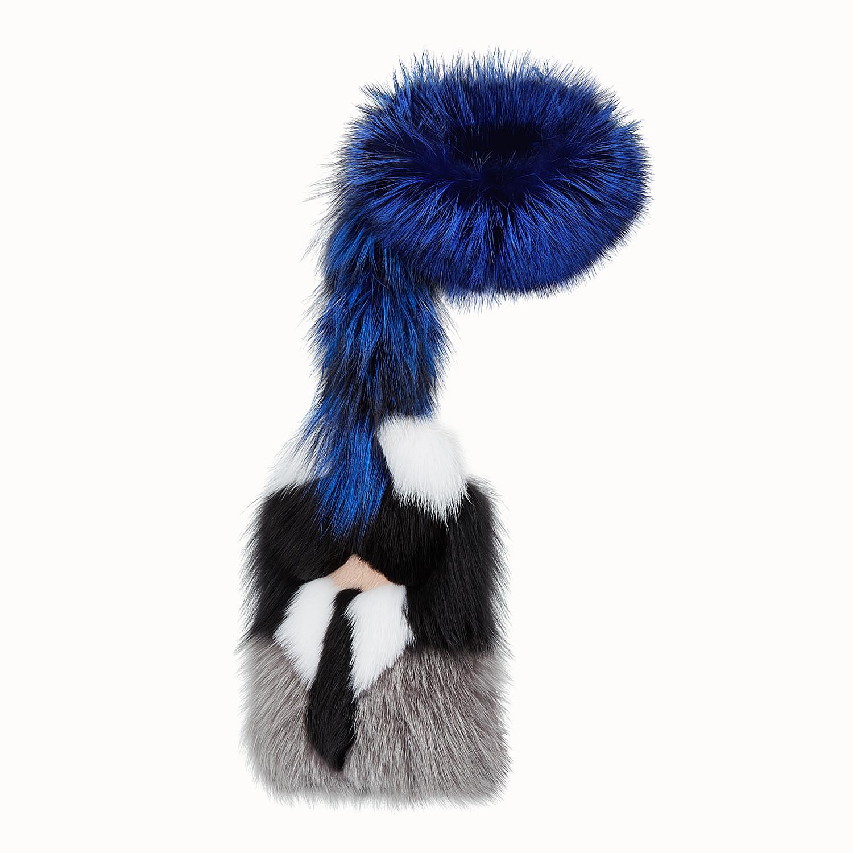 ebb51831113 ... ireland fendi karlito scarf karlito scarf in black lyst 3d901 da6f1