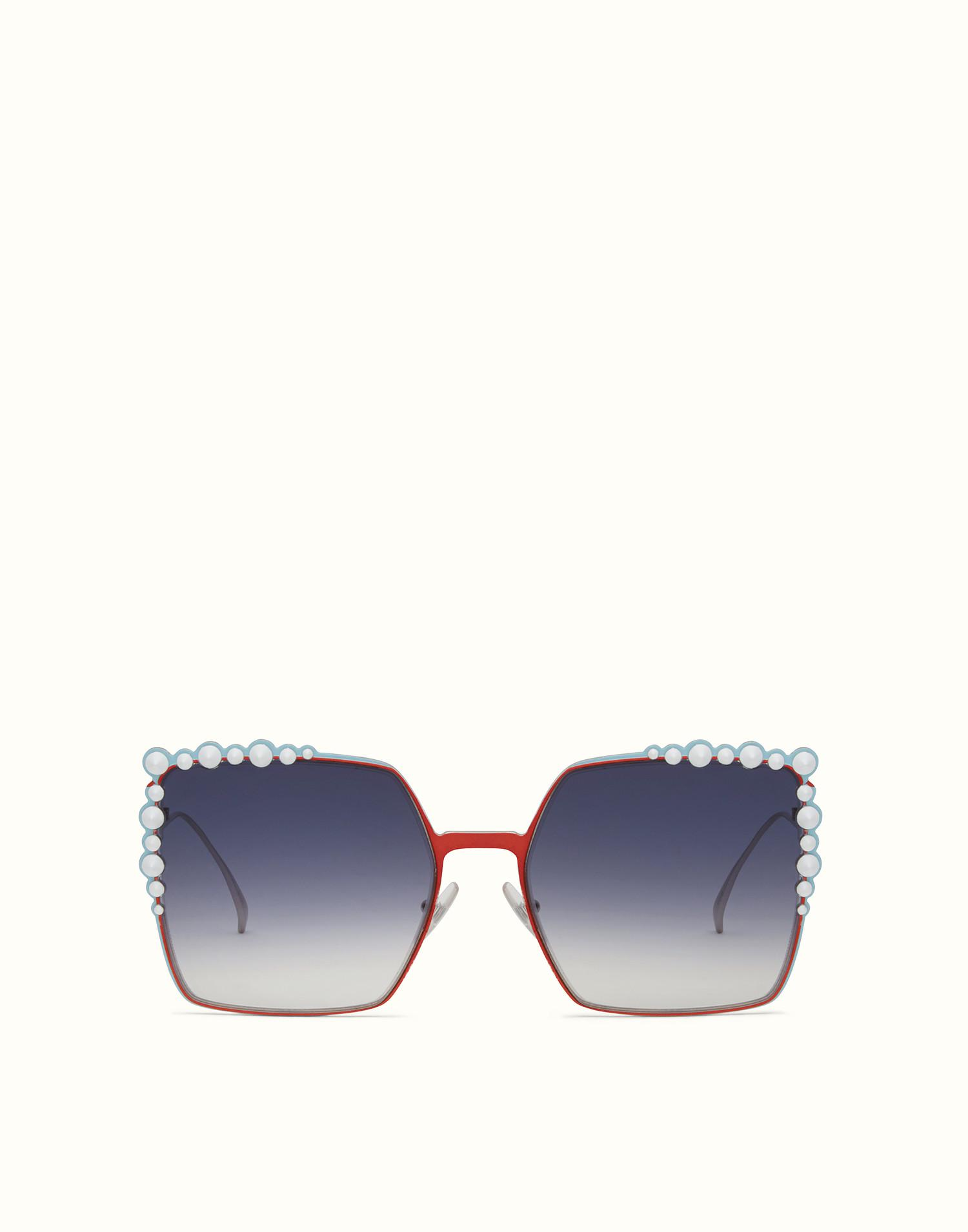 e267a882d6 Fendi Can Eye Can Eye in Red - Lyst