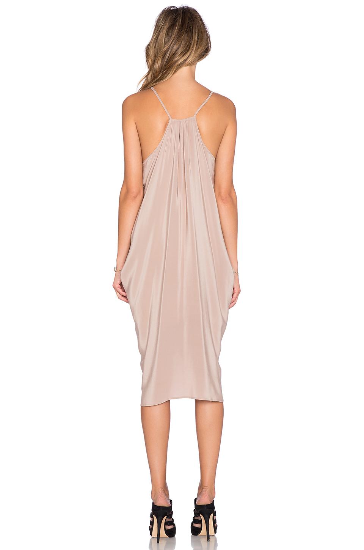 Lyst Anine Bing Wrap Dress In Pink
