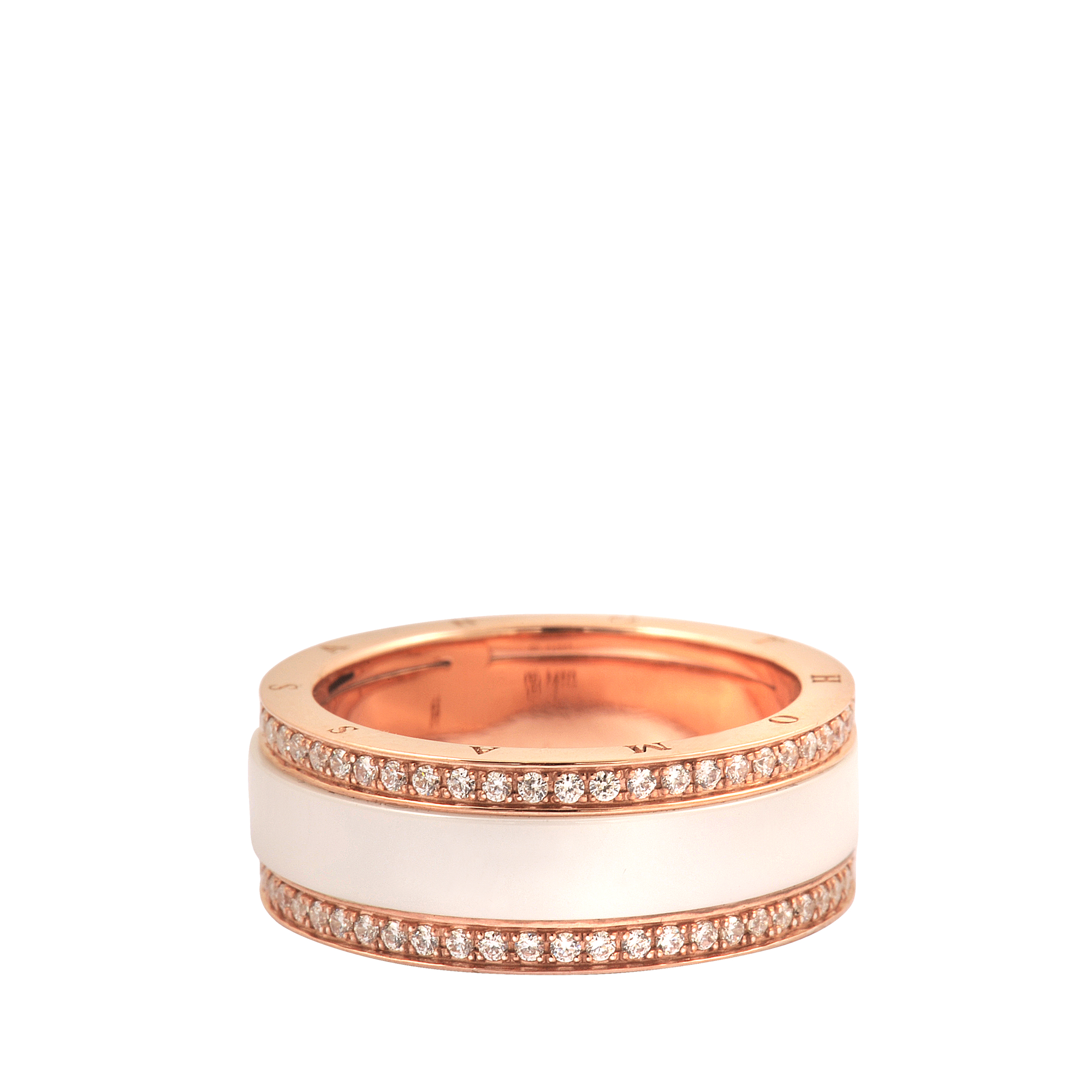 thomas sabo rose gold sterling silver ring in pink lyst. Black Bedroom Furniture Sets. Home Design Ideas