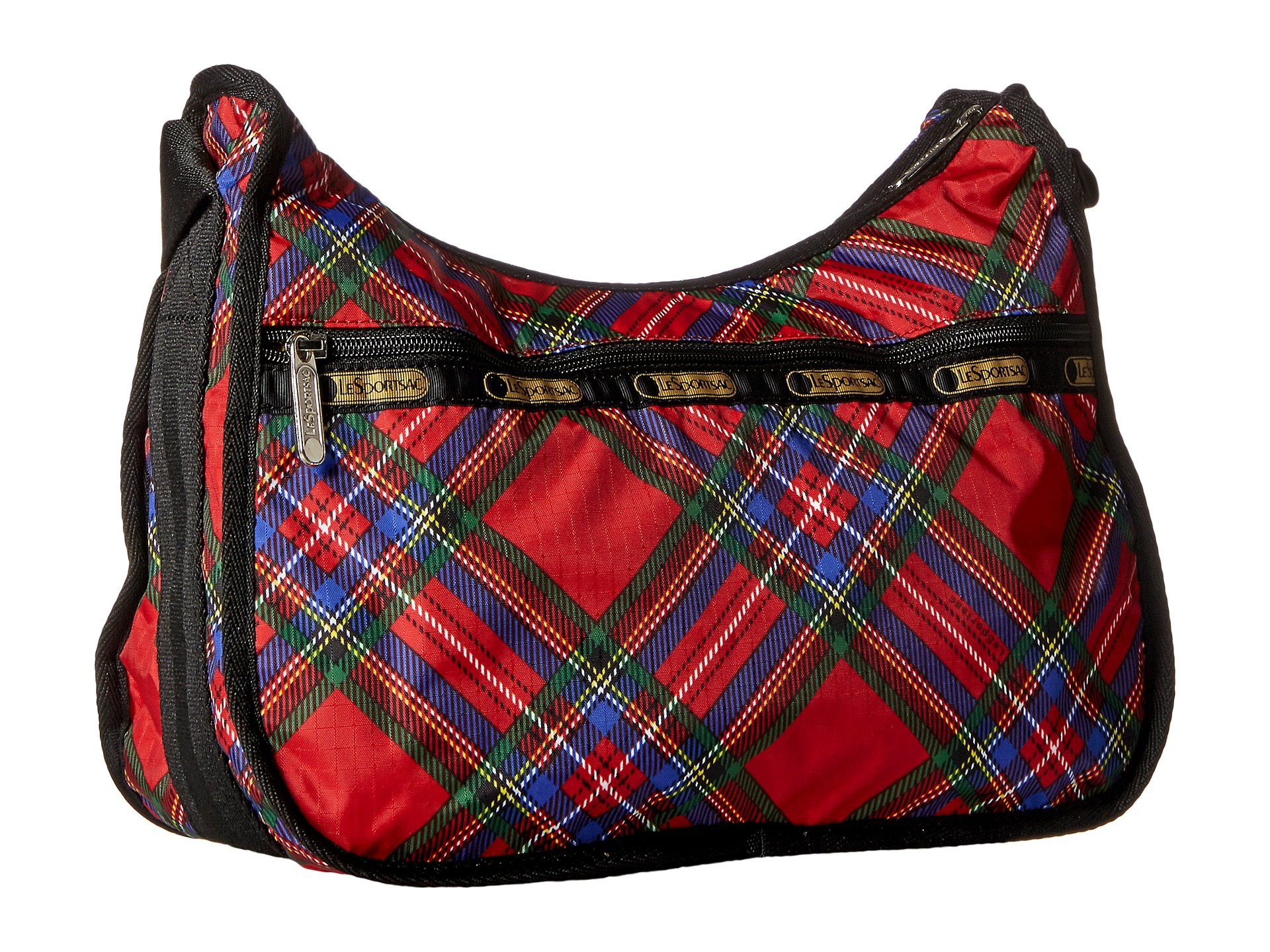 Lesportsac Classic Hobo Bag in Red | Lyst