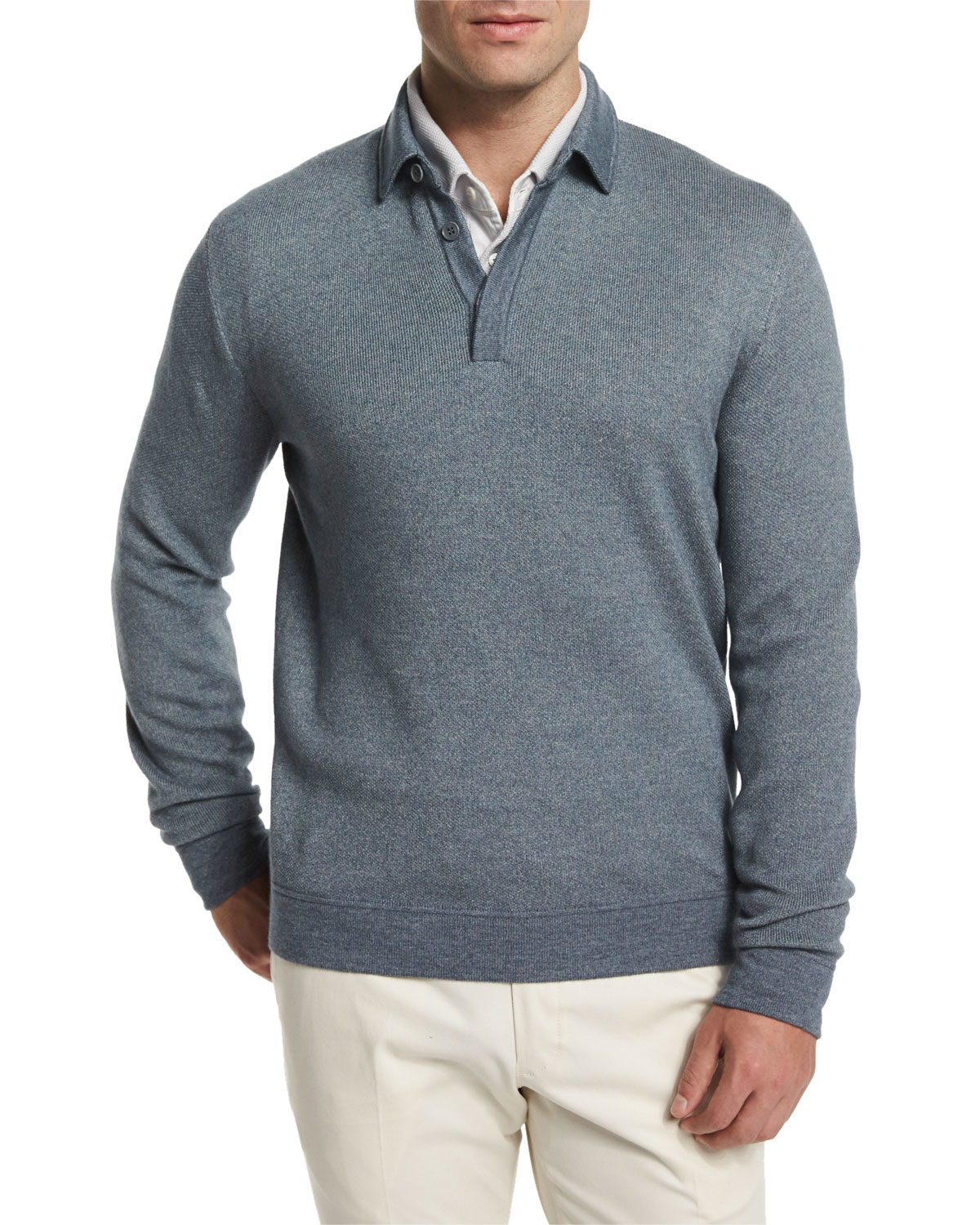 Cashmere And Silk-blend Sweater Loro Piana Outlet Ebay New Arrival Perfect Sale Cheap Price Outlet Genuine 4gleCazmE