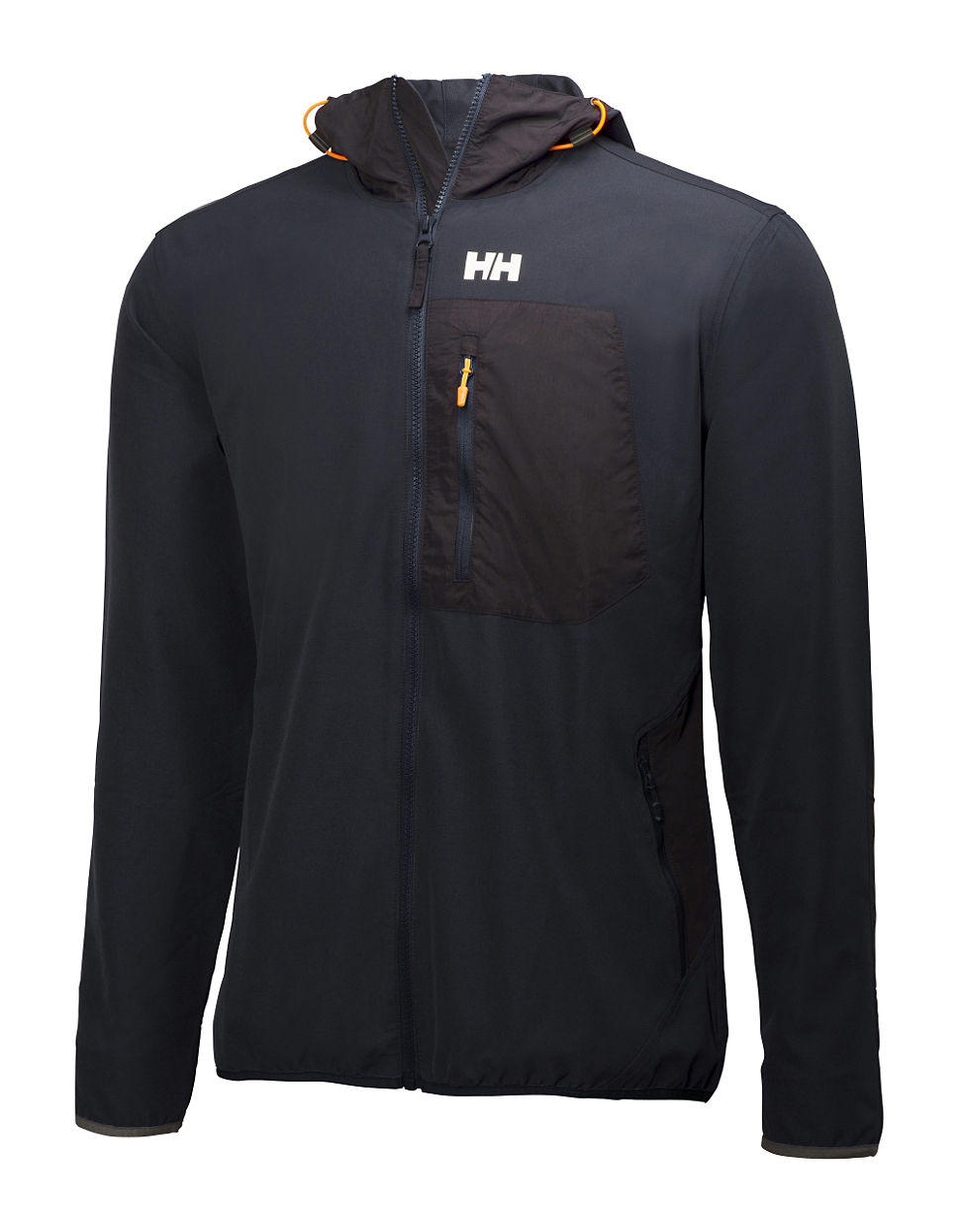 helly hansen jotun softshell jacket in black for men lyst. Black Bedroom Furniture Sets. Home Design Ideas