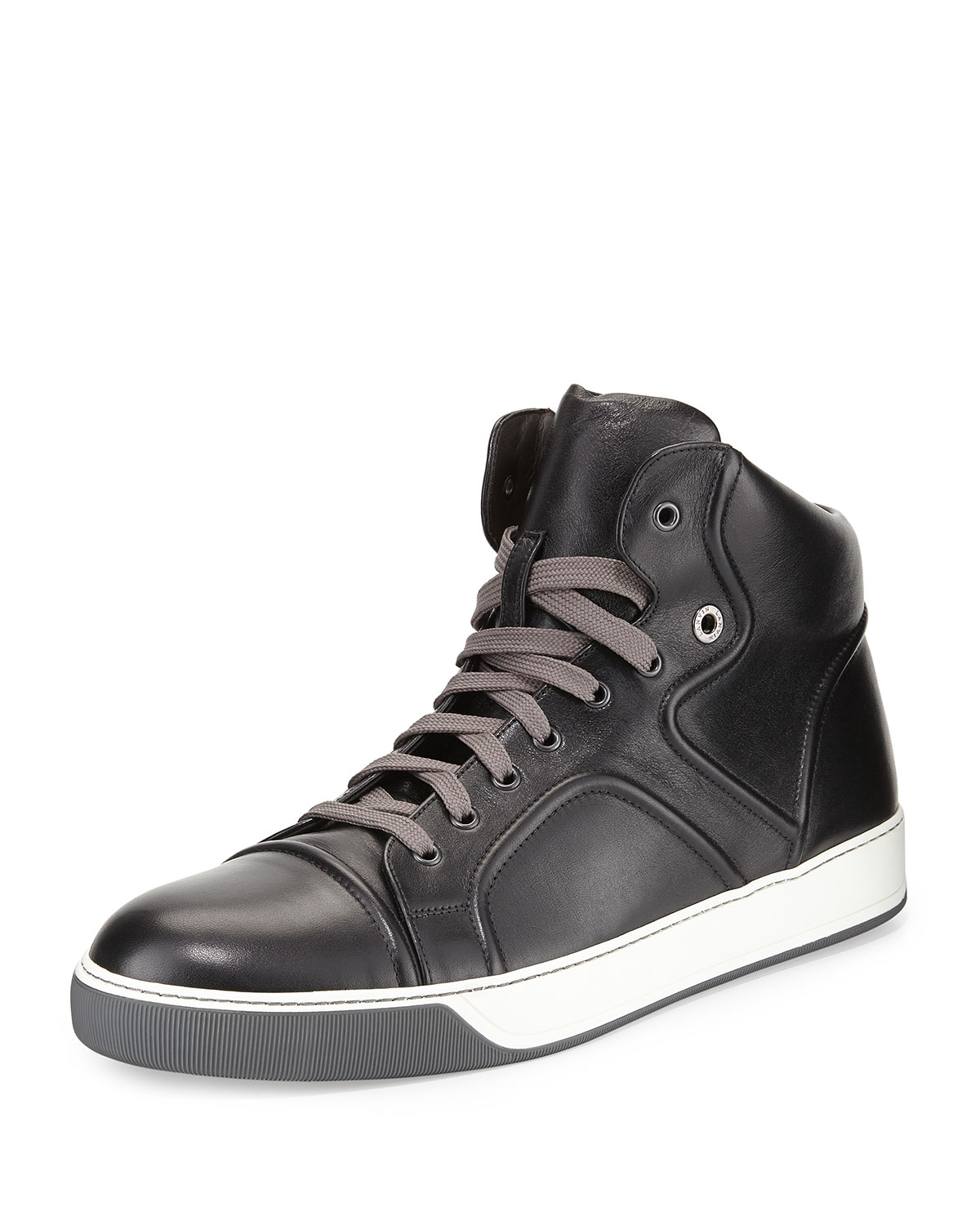 Lanvin High In Leather 4gLdmxXF