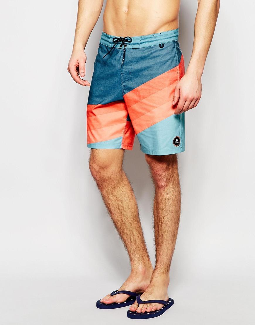 Lyst - Billabong Slice Lo Tides 19 Inch Board Shorts in Blue for Men 99eb9508fa85