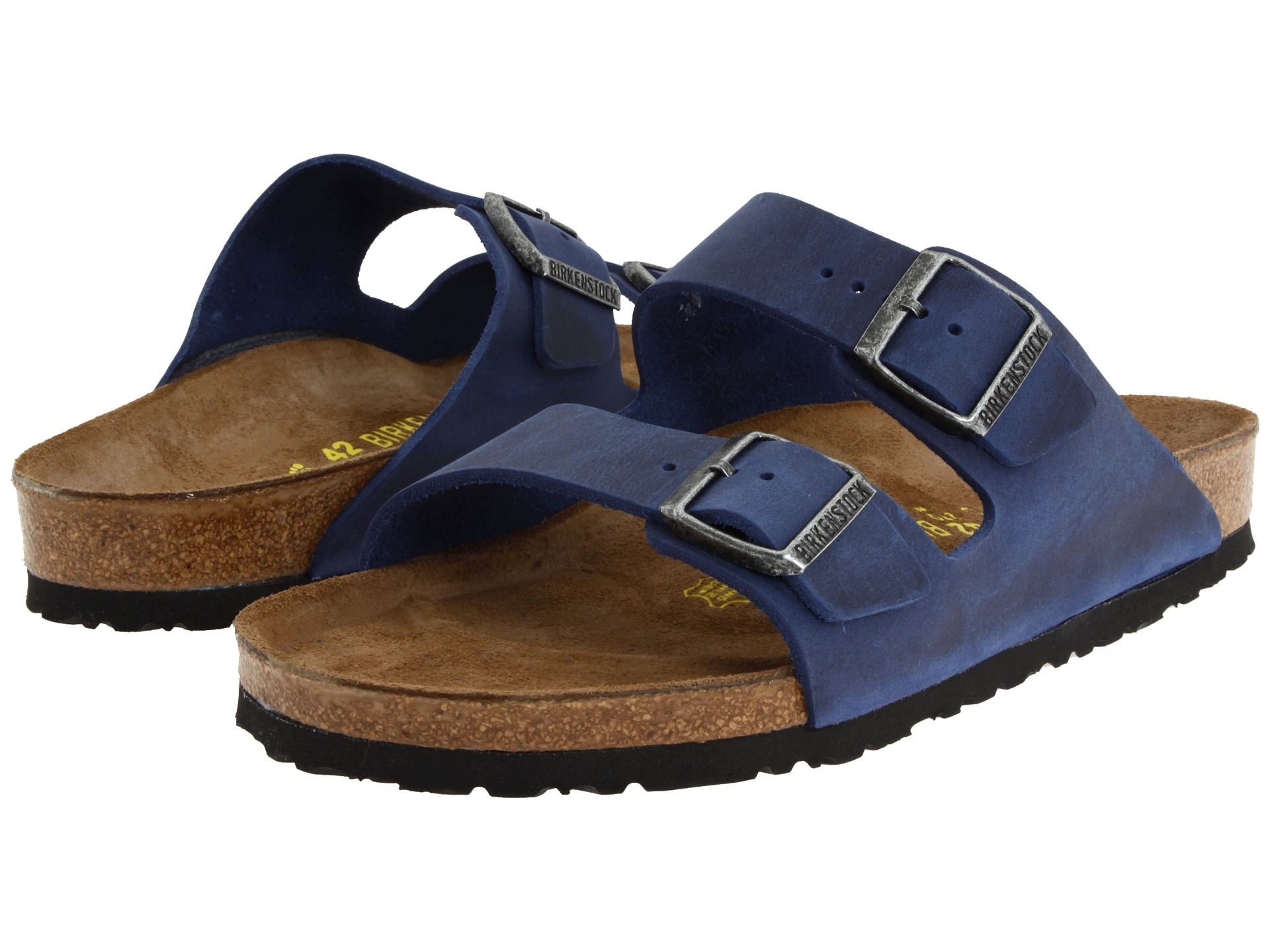 birkenstock sandals florida blue