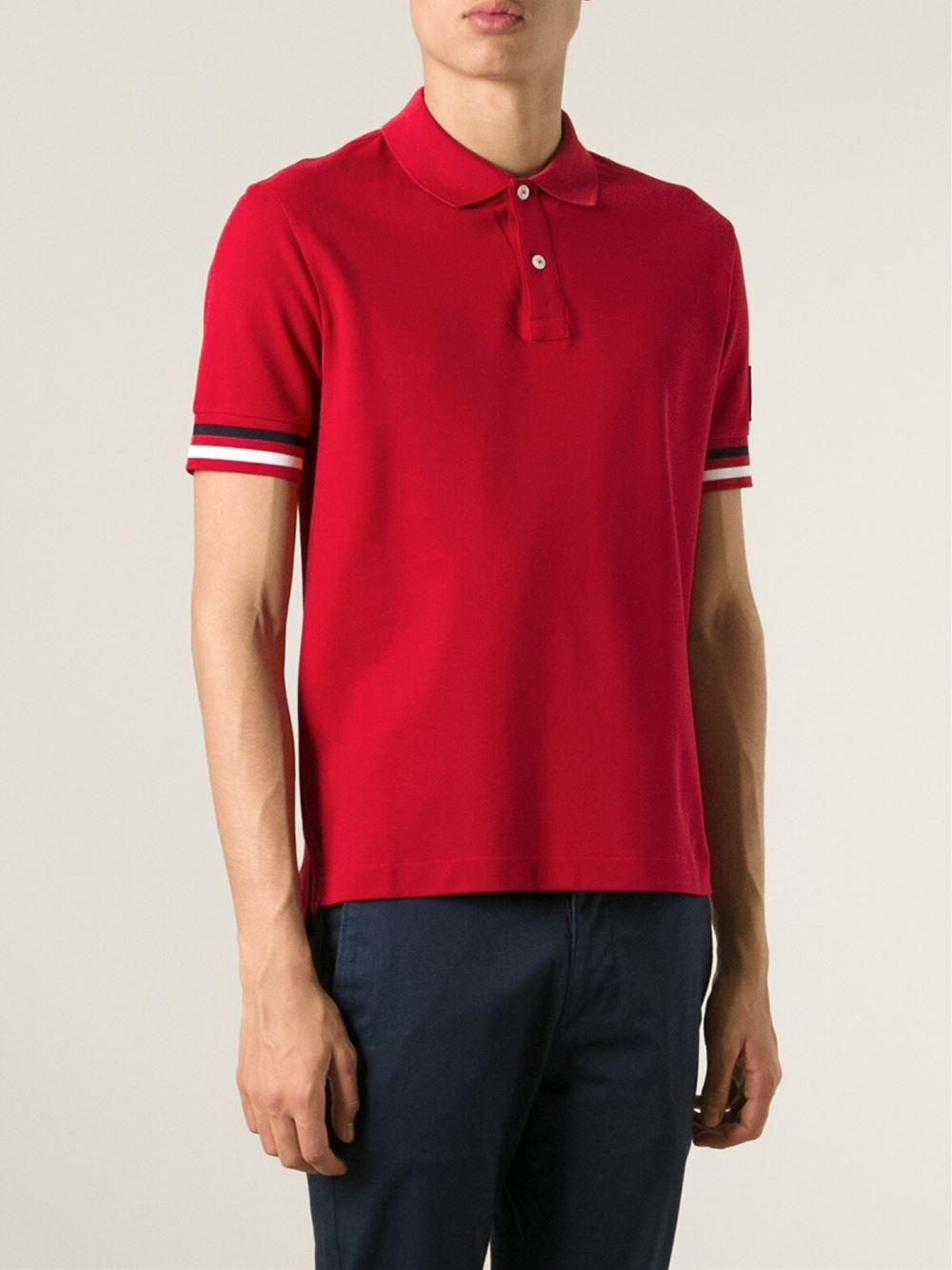 8e8efbeb81c7 get bleu striped polo shirt 9fc50 1d159