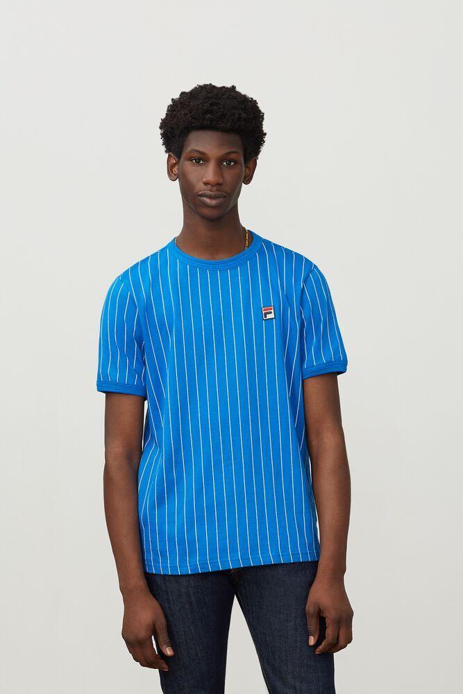 910e62c83f3 Lyst - Fila Guillo Tee in Blue for Men