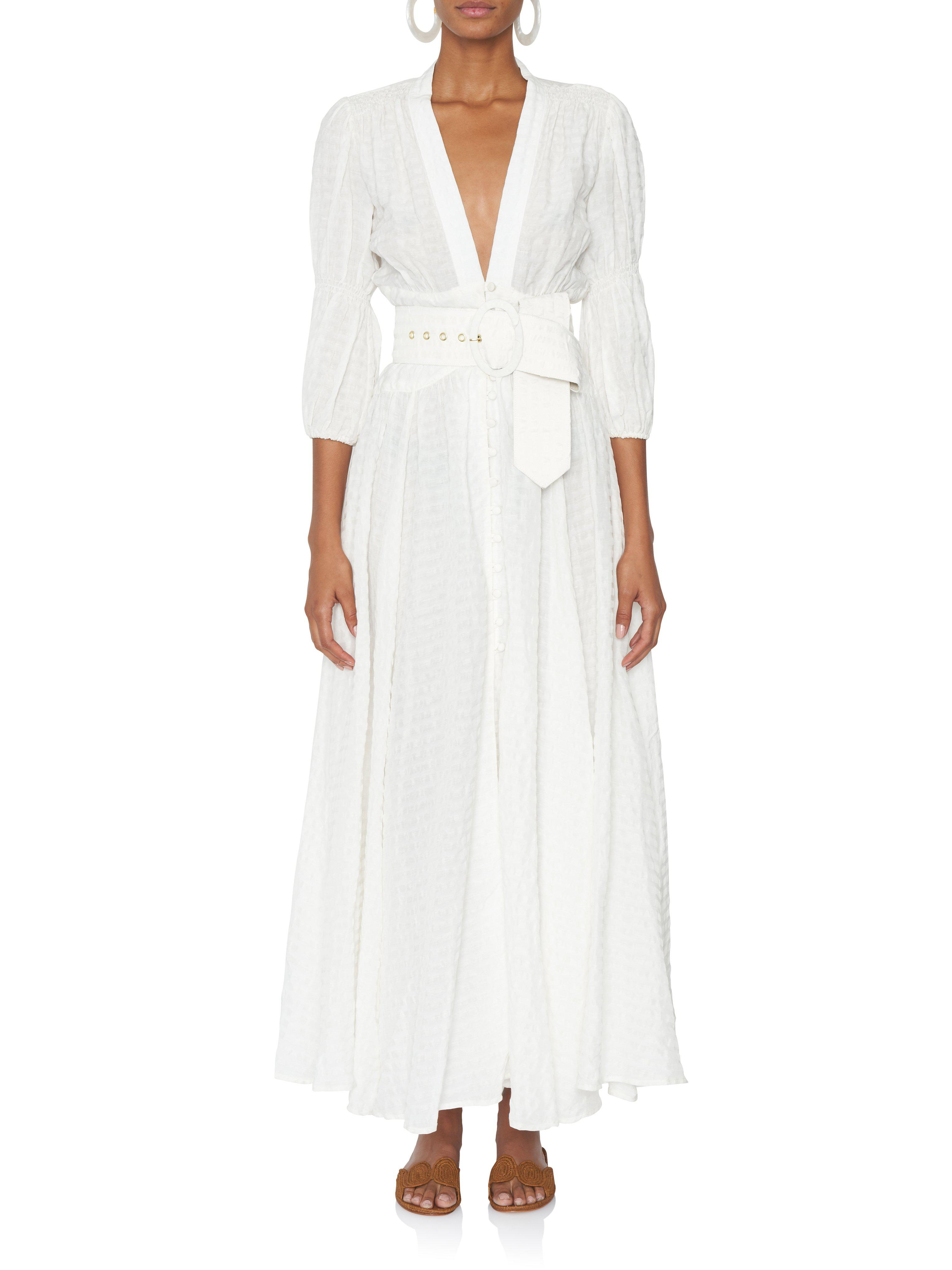 In Cult Eyelet Gaia White Lyst Dress Willow SHXPgWTWq