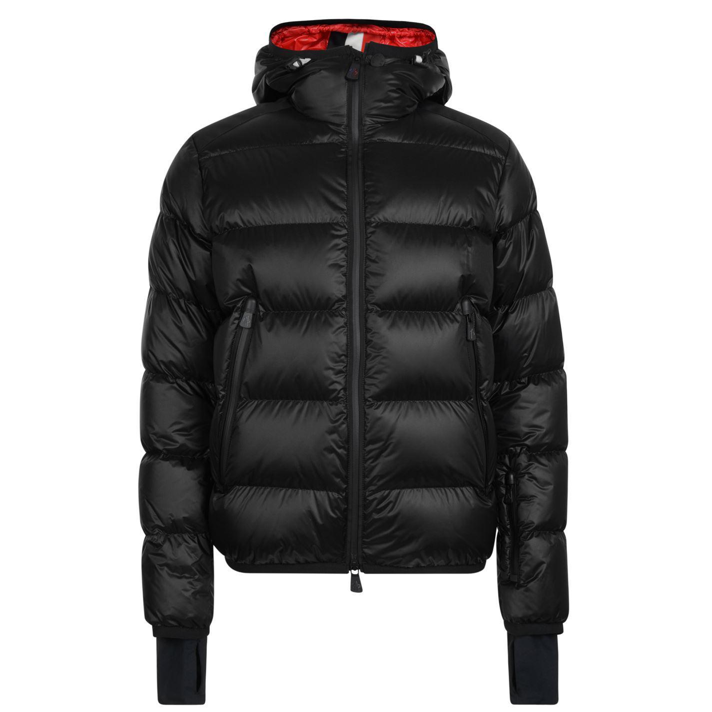 Moncler Grenoble. Men's Black Hintertux Padded Jacket
