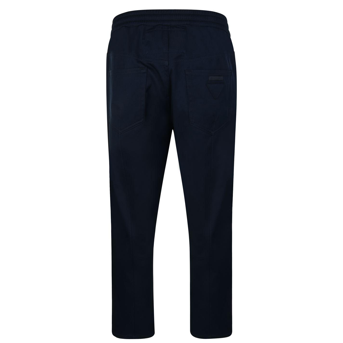 37f1e1bd2ab2 Lyst - Prada Jogging Trousers in Blue for Men