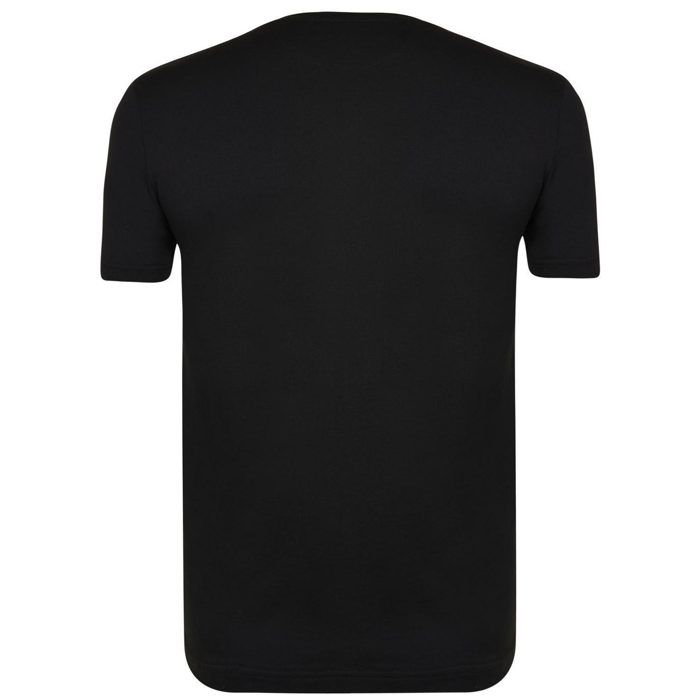 76dcabf14970 Lyst - Fendi Crystal Monster T Shirt in Black for Men