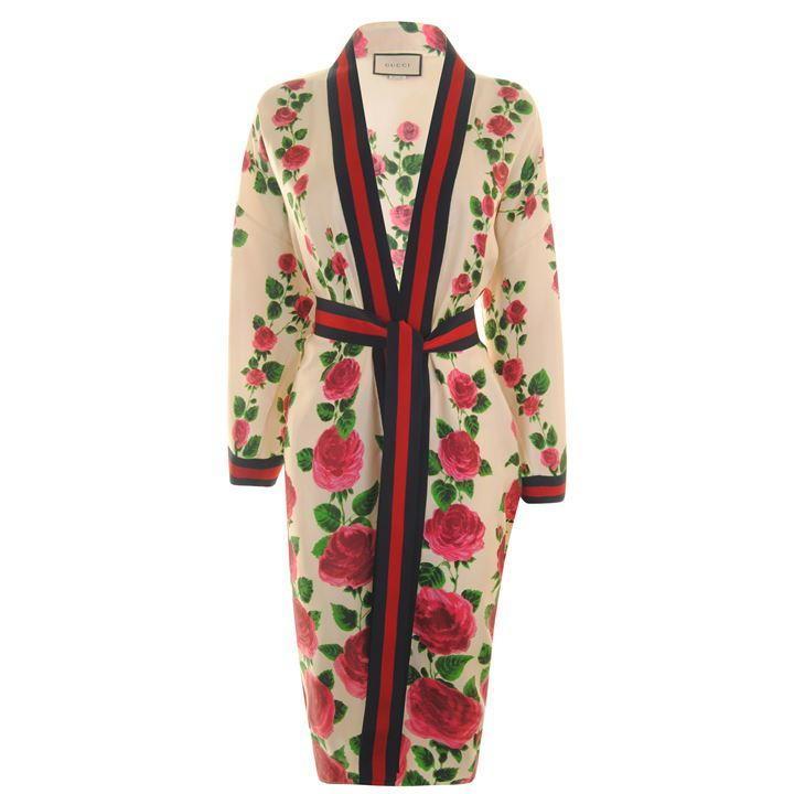 c2f59deb Gucci. Women's Rose Kimono