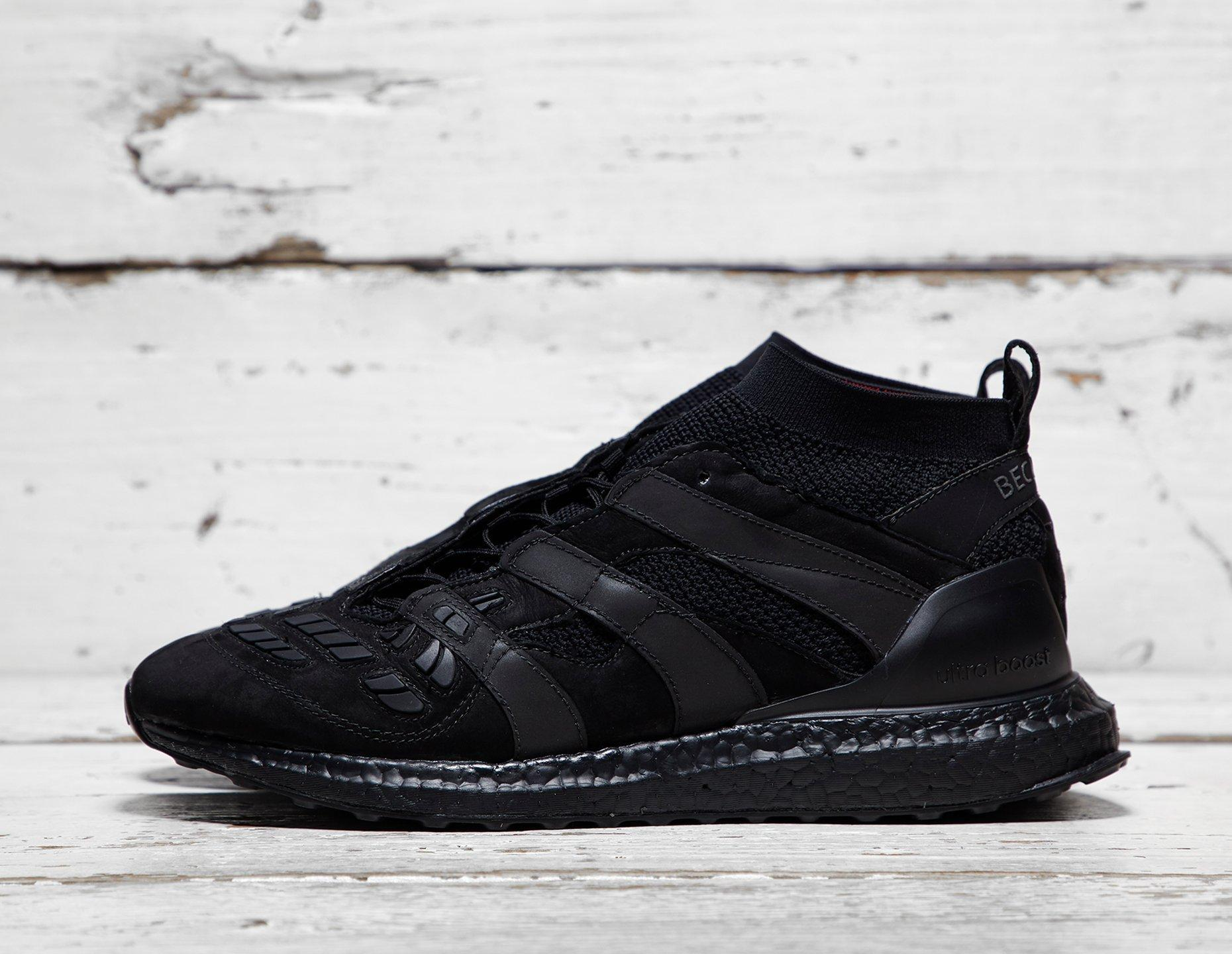 Lyst - Adidas Originals X David Beckham Accelerator in Black fb5b306c9