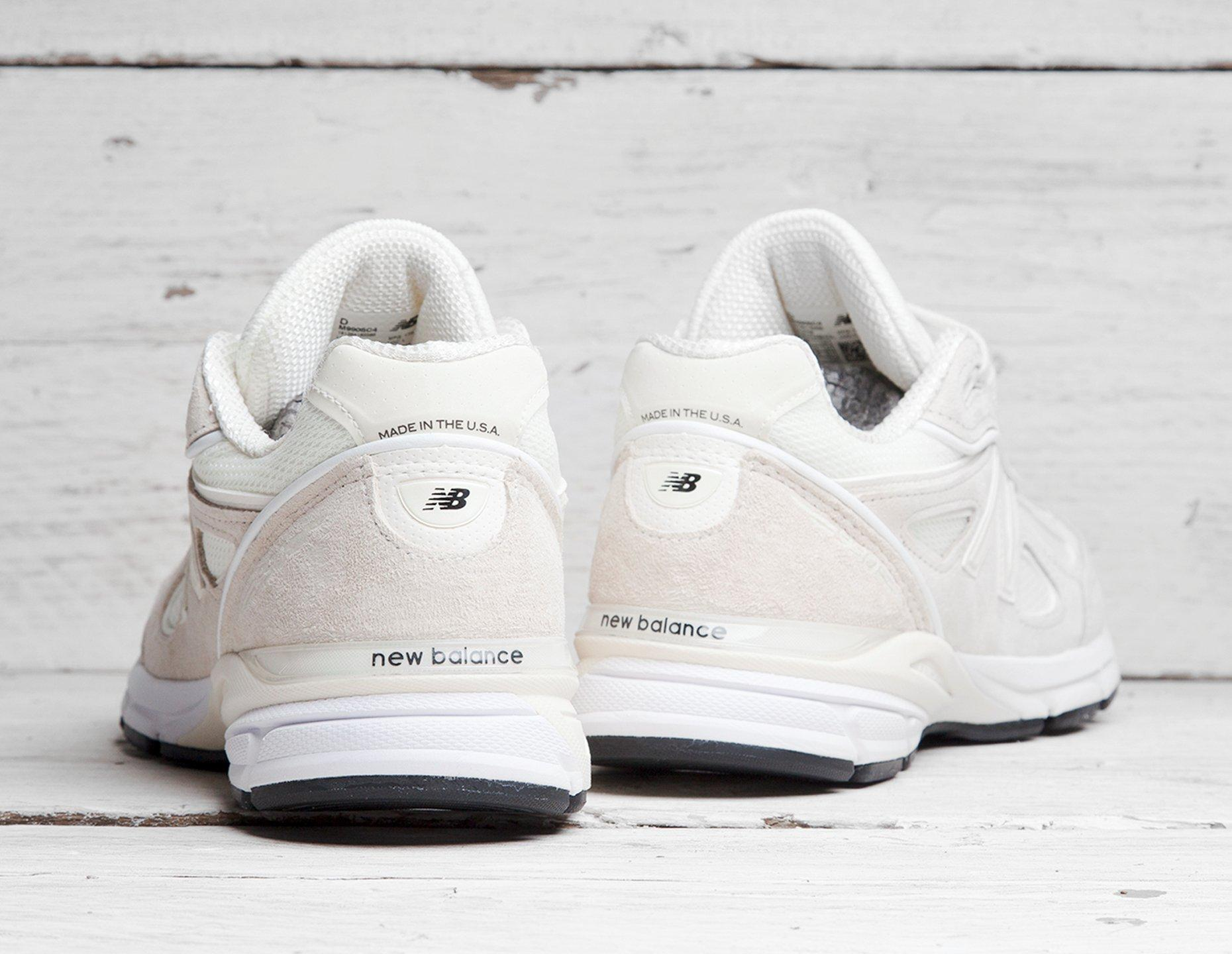 official photos c738c 1d58b New Balance !990 Stussy in White for Men - Lyst