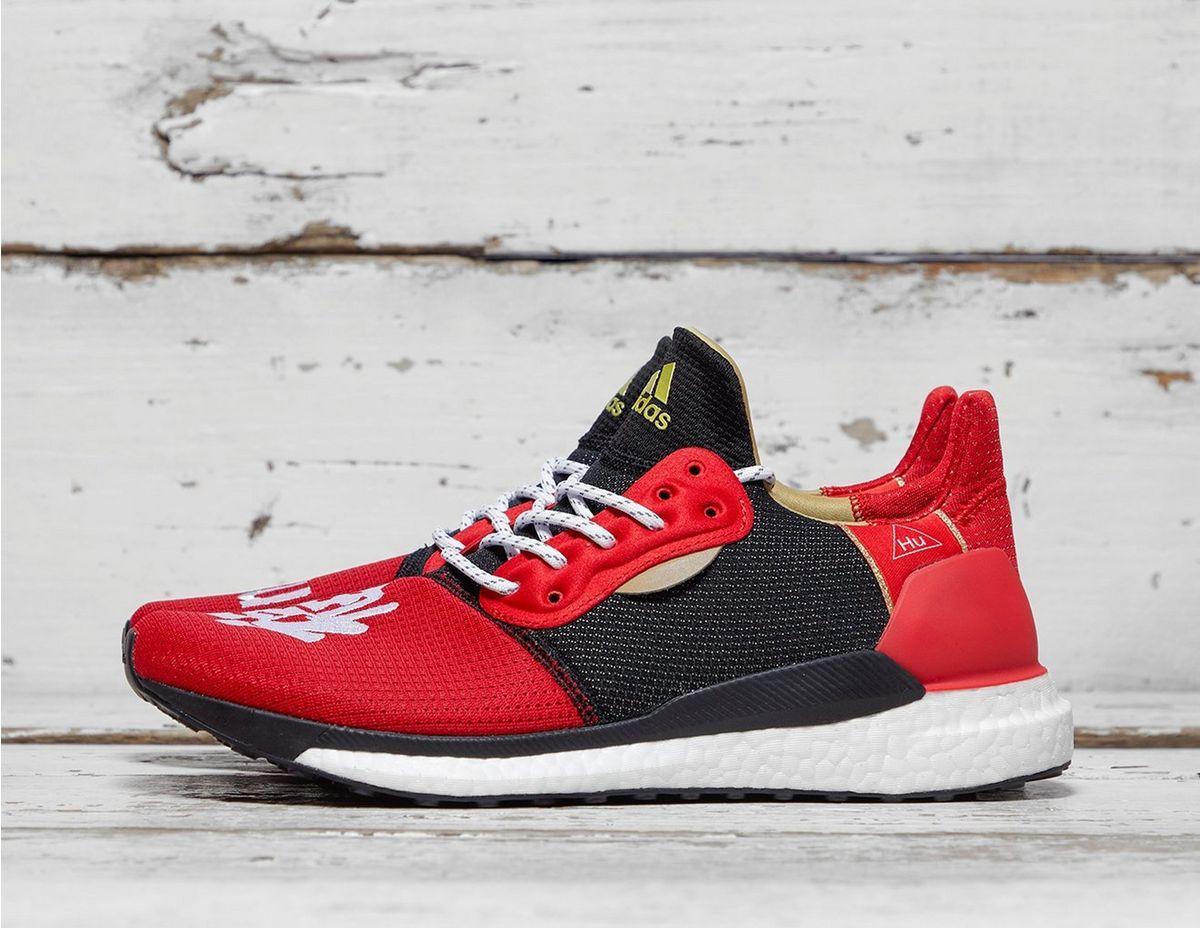 600fc7d65763 Lyst - Adidas Originals By Pharrell Williams Solar Hu Glide  cny  in ...