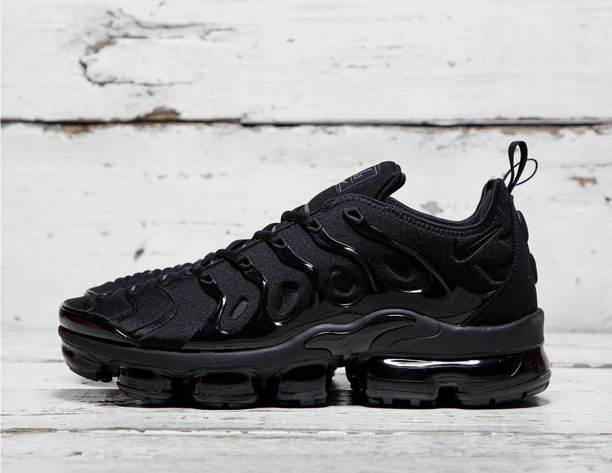 1ee7a87831d Lyst - Nike Air Vapormax Plus in Black for Men