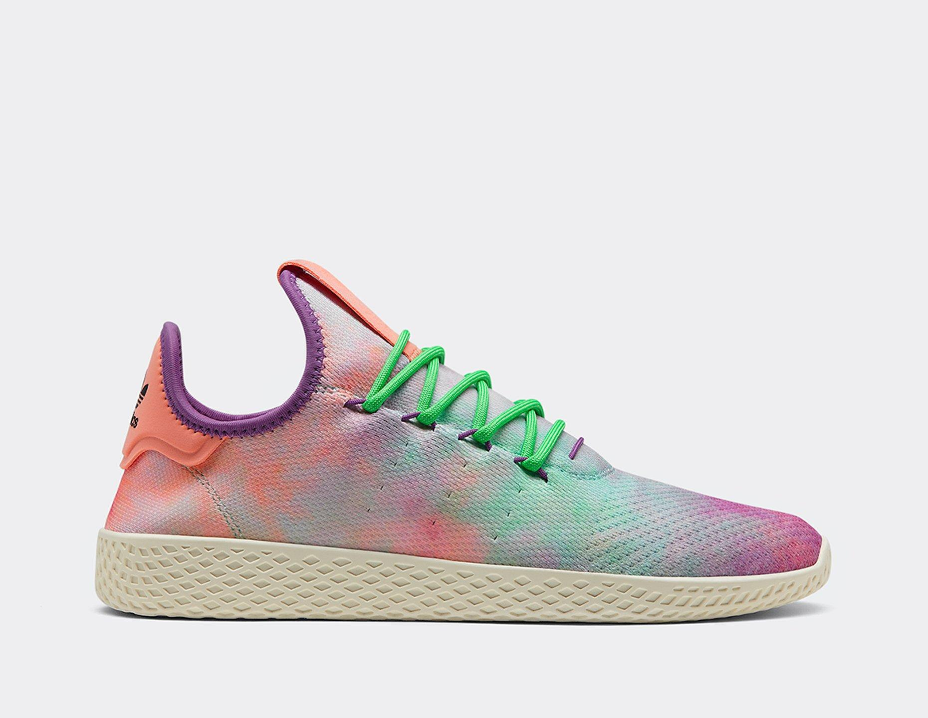 1df3028a7 Lyst - adidas Originals X Pharrell Williams Hu Holi Tennis Hu
