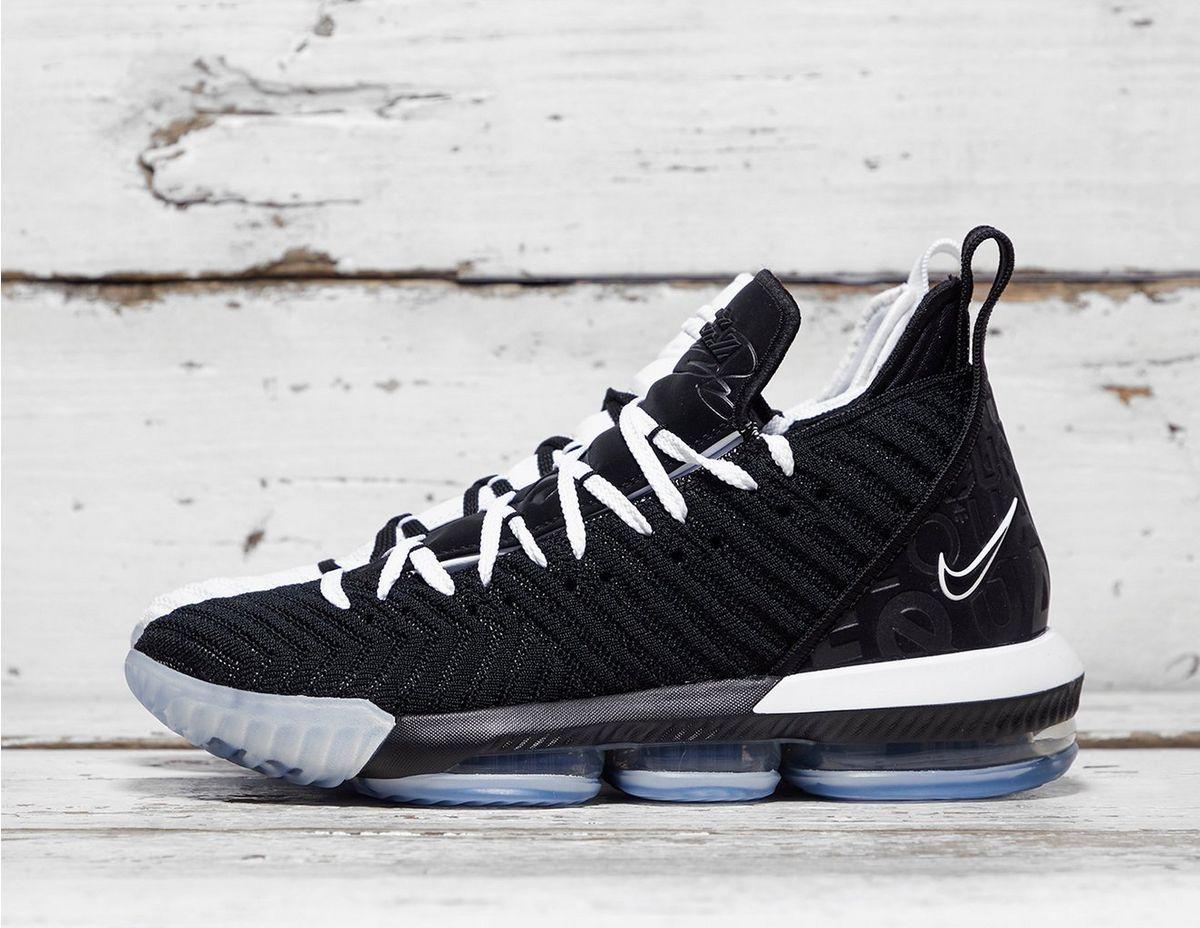 2df9b22f712 Nike Lebron Xvi  equality  Qs in Black for Men - Lyst
