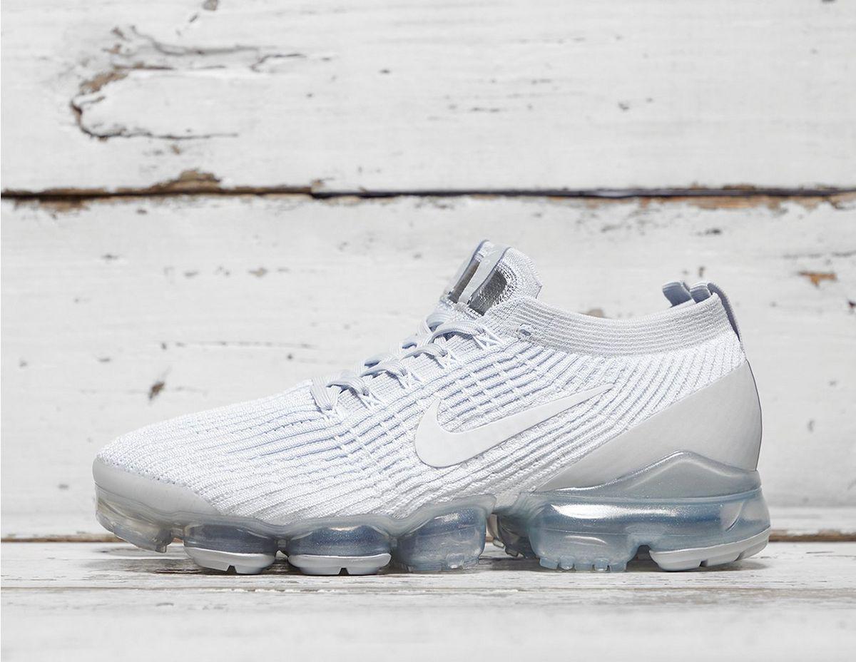 Lyst Nike Air Vapormax Flyknit 3 In White For Men